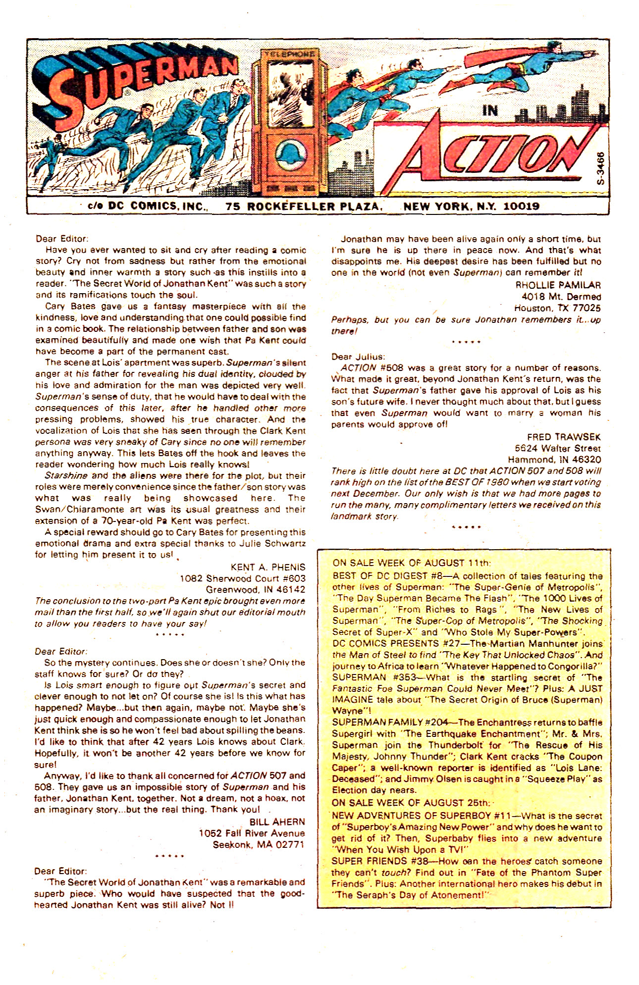 Action Comics (1938) 513 Page 31