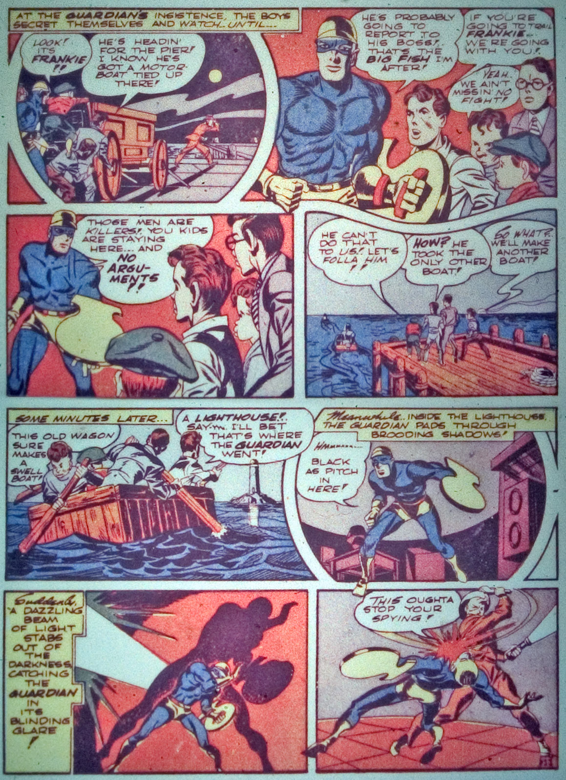 Star Spangled Comics (1941) issue 7 - Page 13