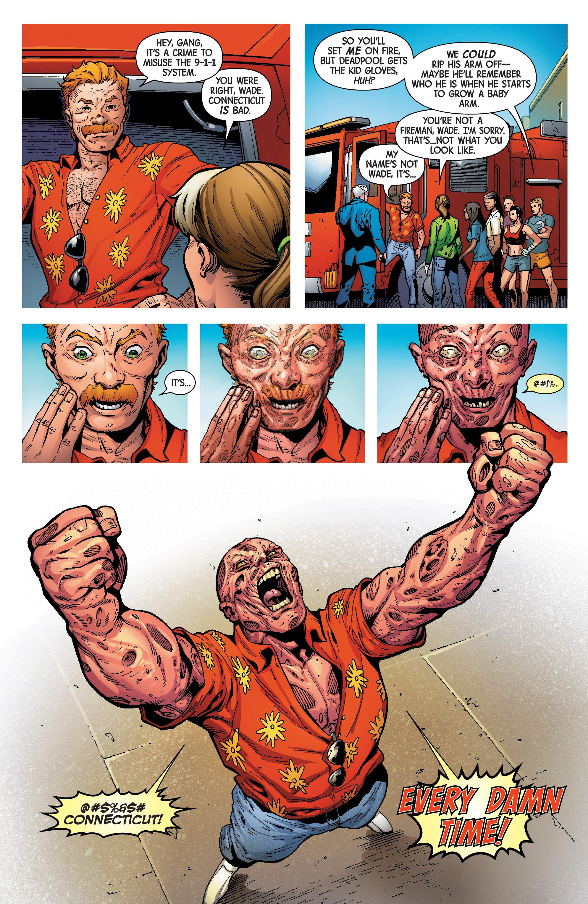 Read online Uncanny Avengers [II] comic -  Issue #8 - 16