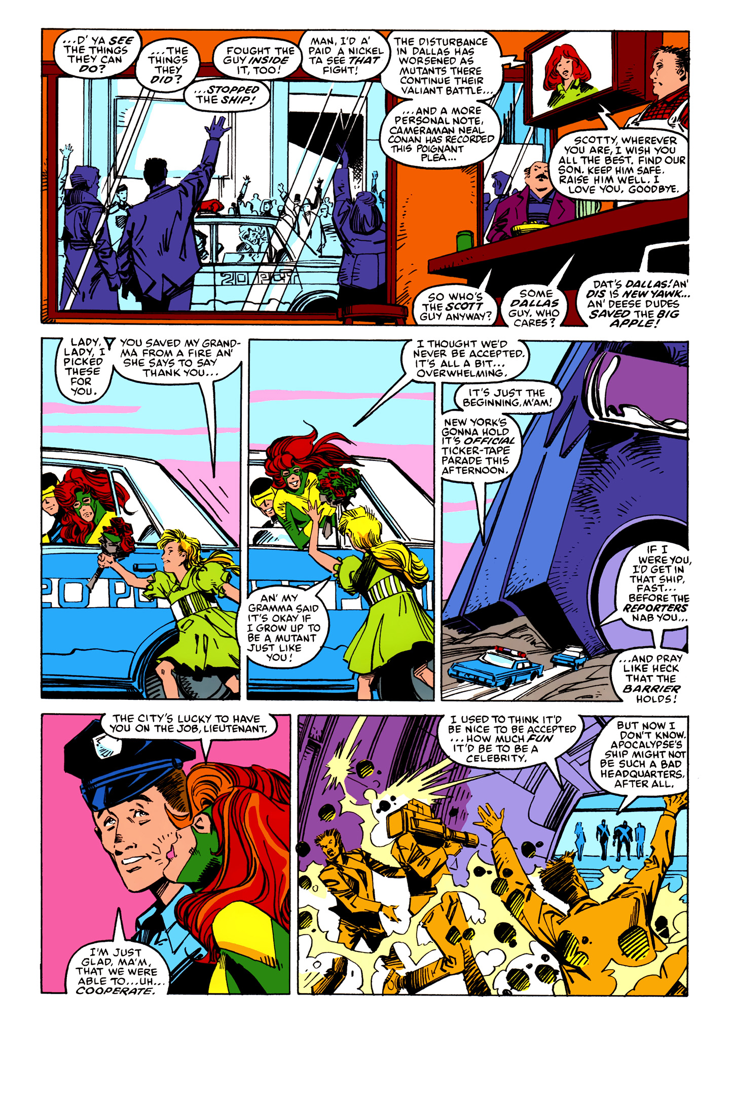 Read online X-Factor (1986) comic -  Issue #26 - 19