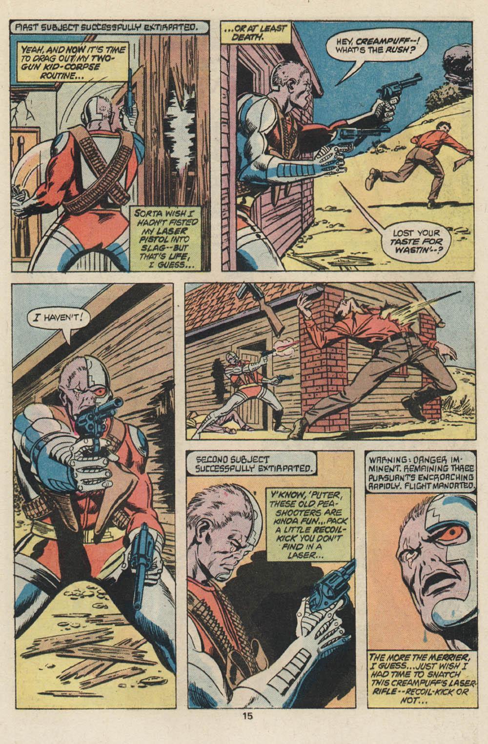 Read online Astonishing Tales (1970) comic -  Issue #30 - 10