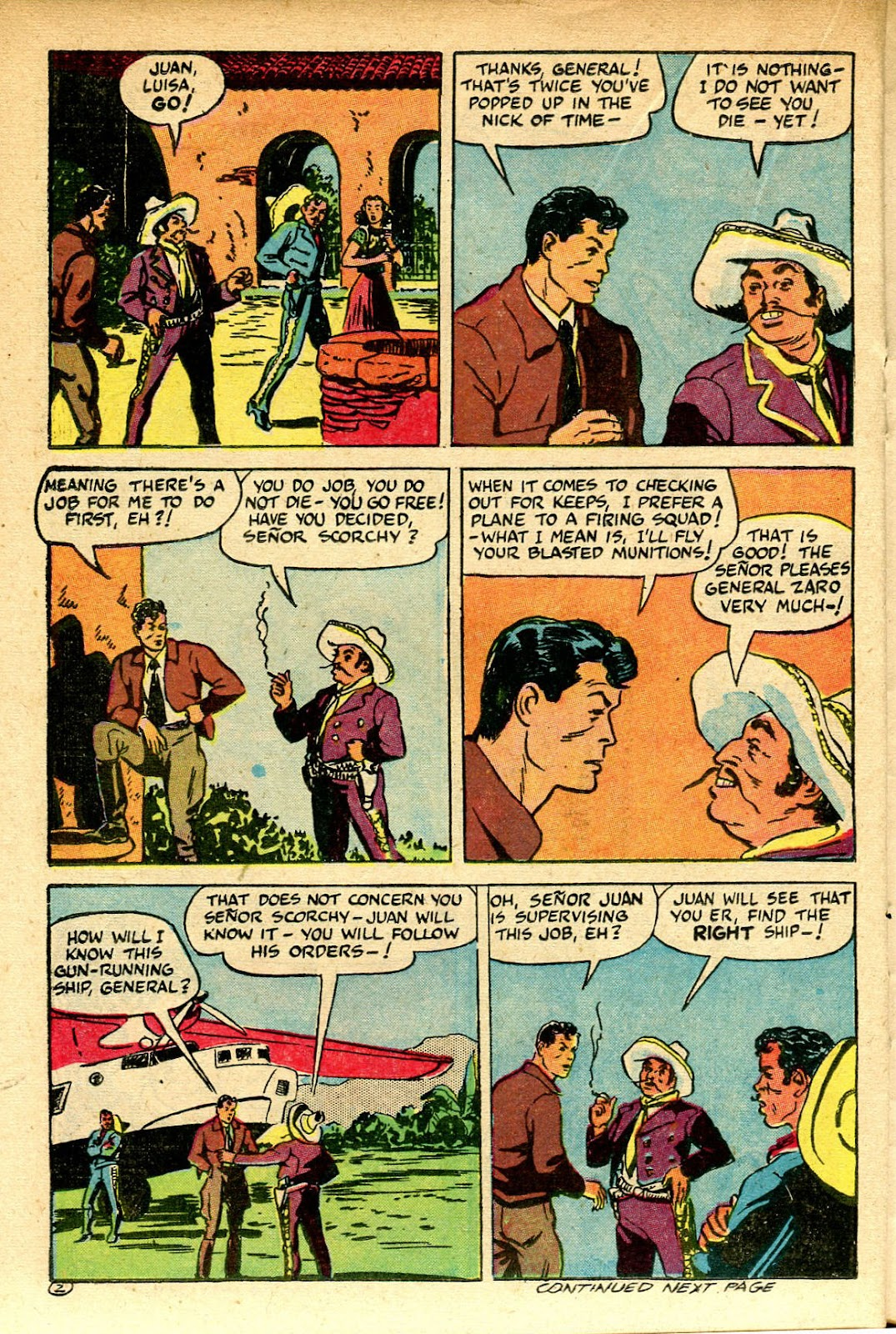 Read online Famous Funnies comic -  Issue #129 - 30