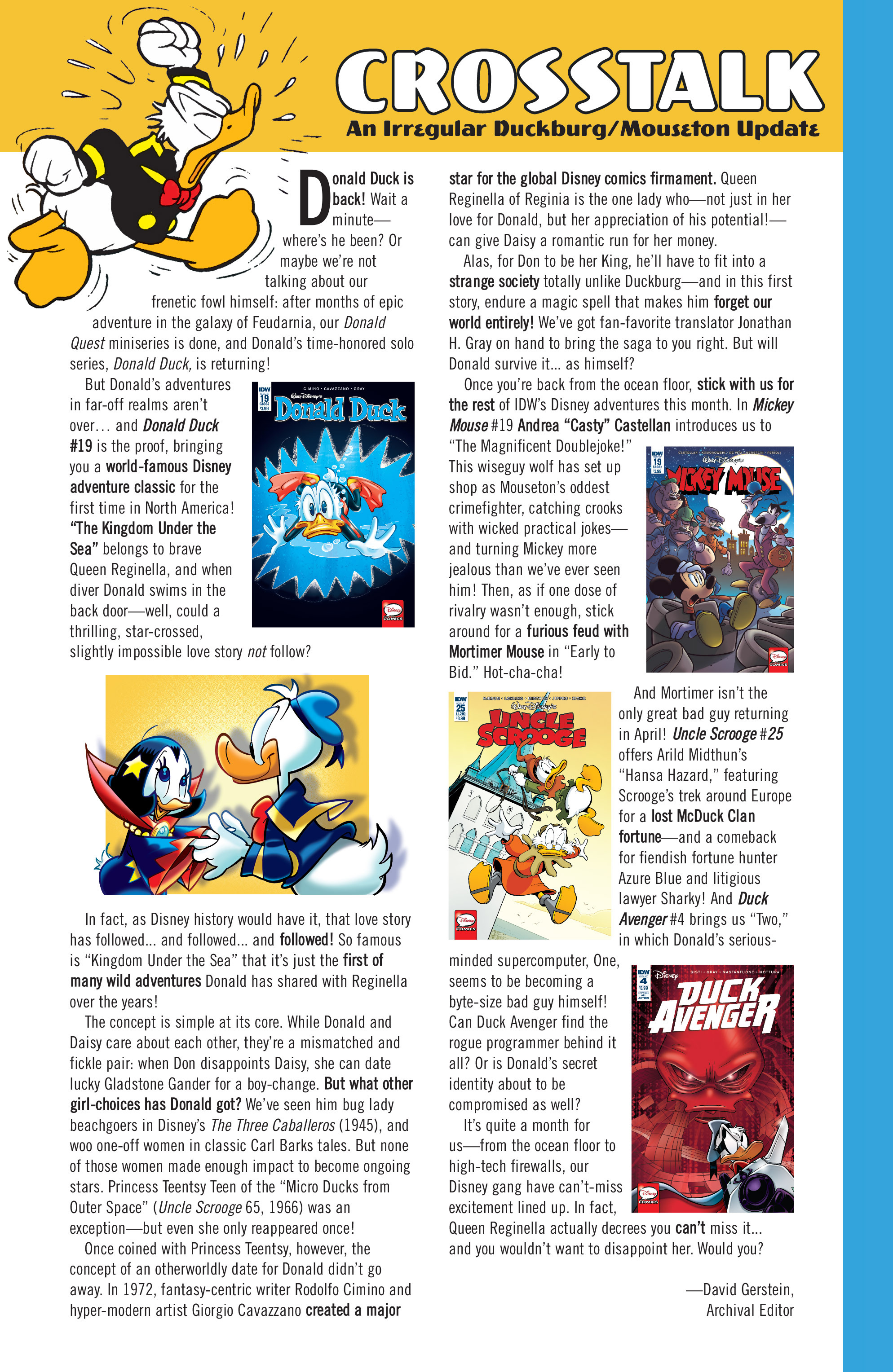 Read online Donald Duck (2015) comic -  Issue #19 - 35