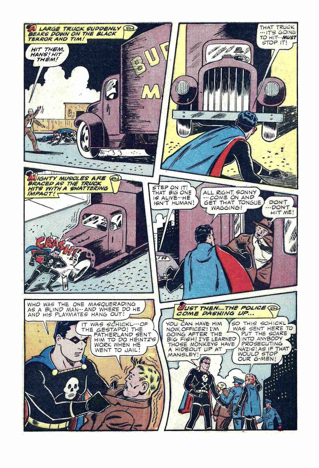 Read online America's Best Comics comic -  Issue #13 - 9