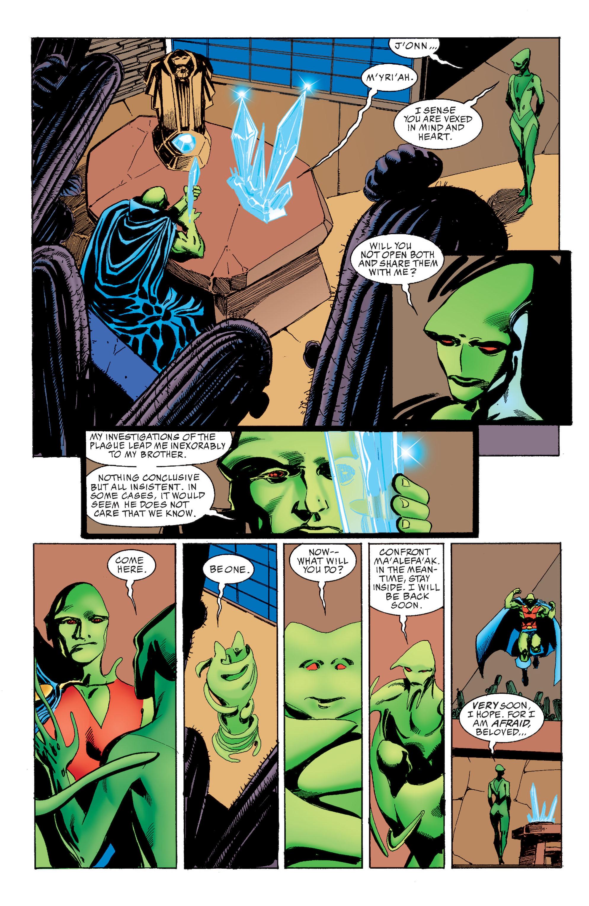 Read online Martian Manhunter: Son of Mars comic -  Issue # TPB - 203
