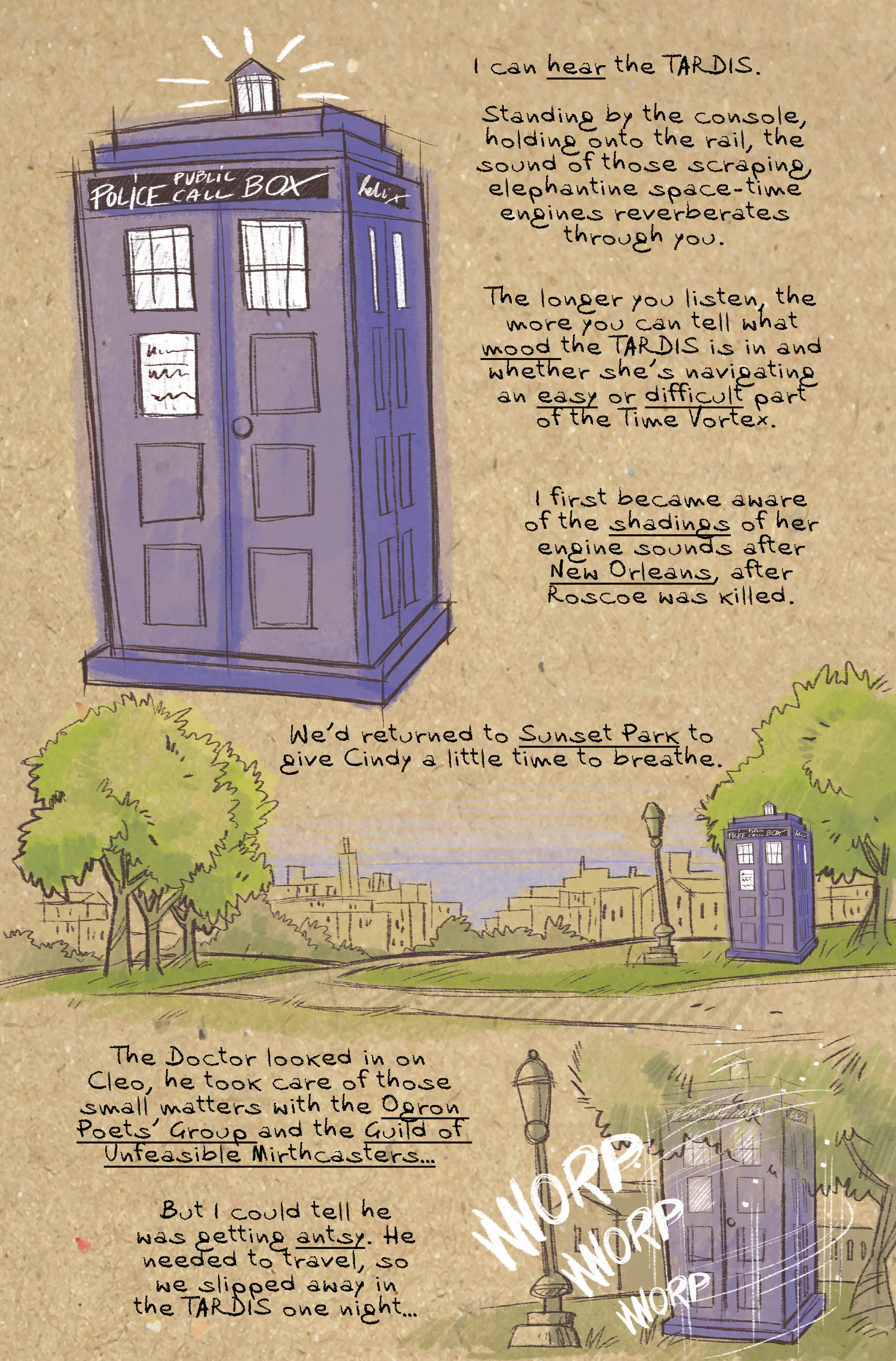 Read online Doctor Who: The Tenth Doctor Year Three comic -  Issue #5 - 6