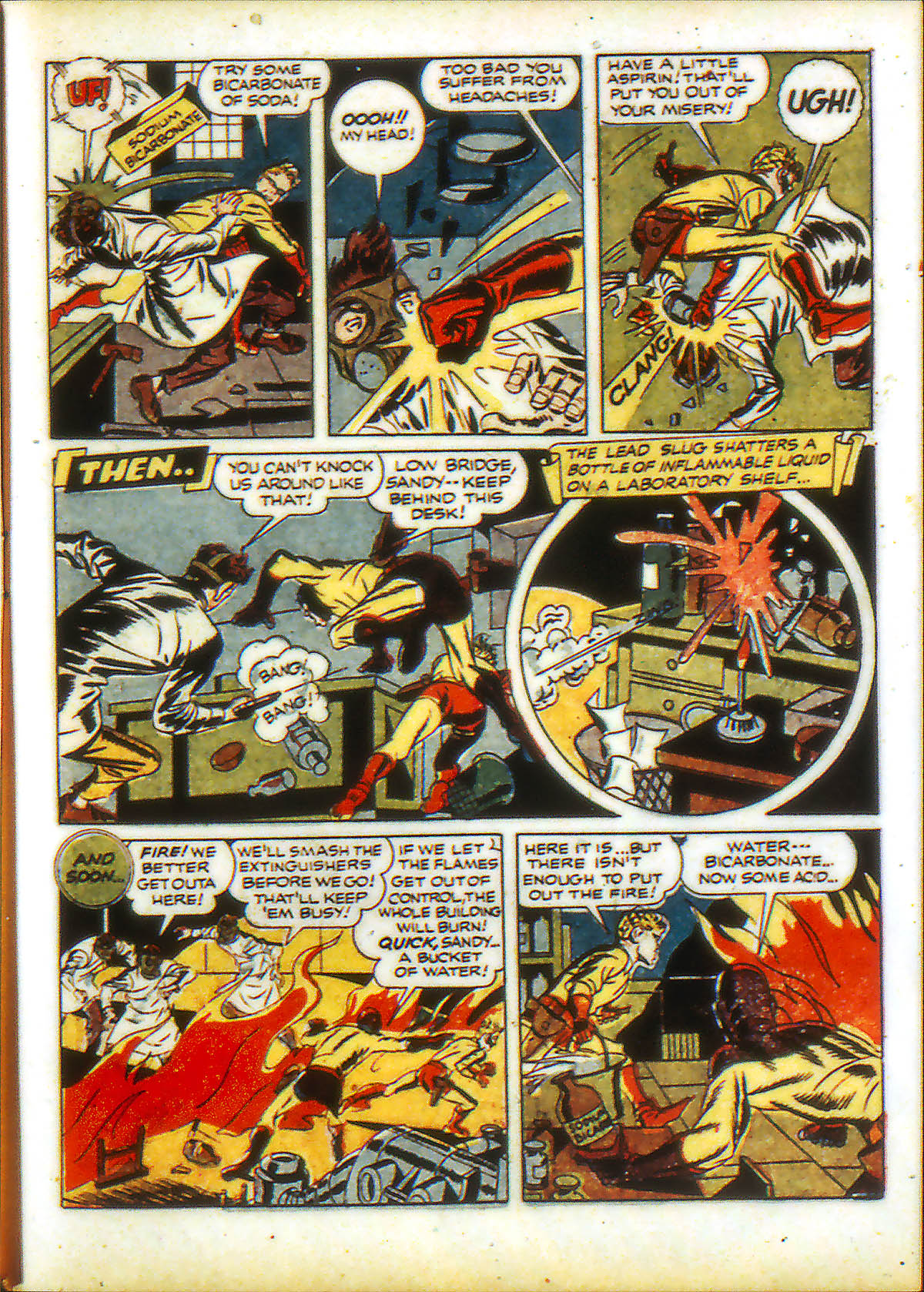 Read online Adventure Comics (1938) comic -  Issue #89 - 9
