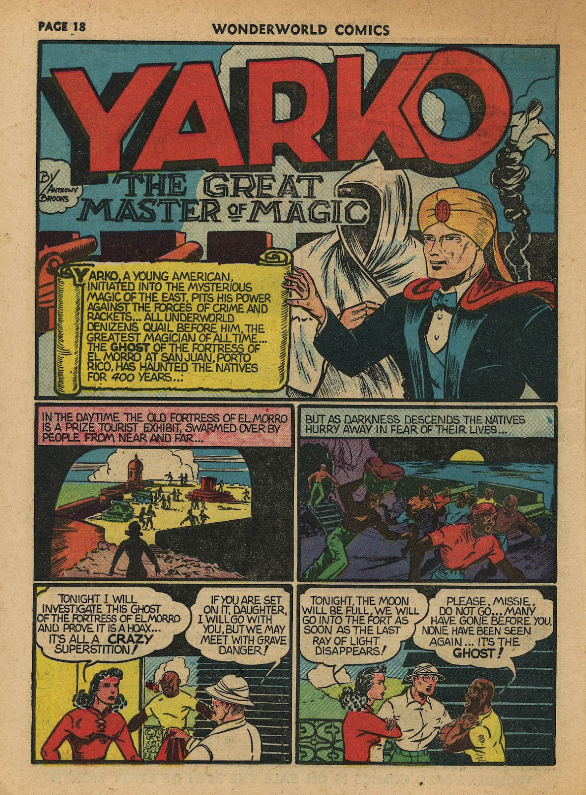Wonderworld Comics issue 23 - Page 20