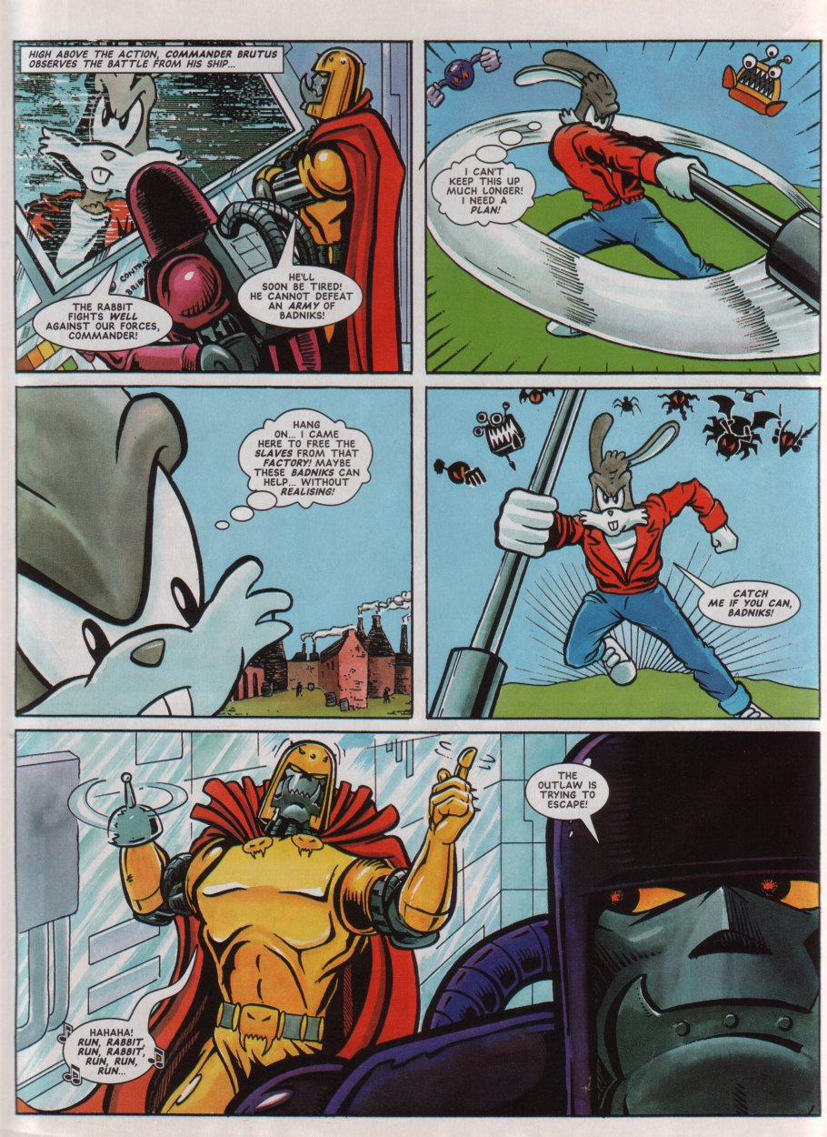 Read online Sonic the Comic comic -  Issue #71 - 25