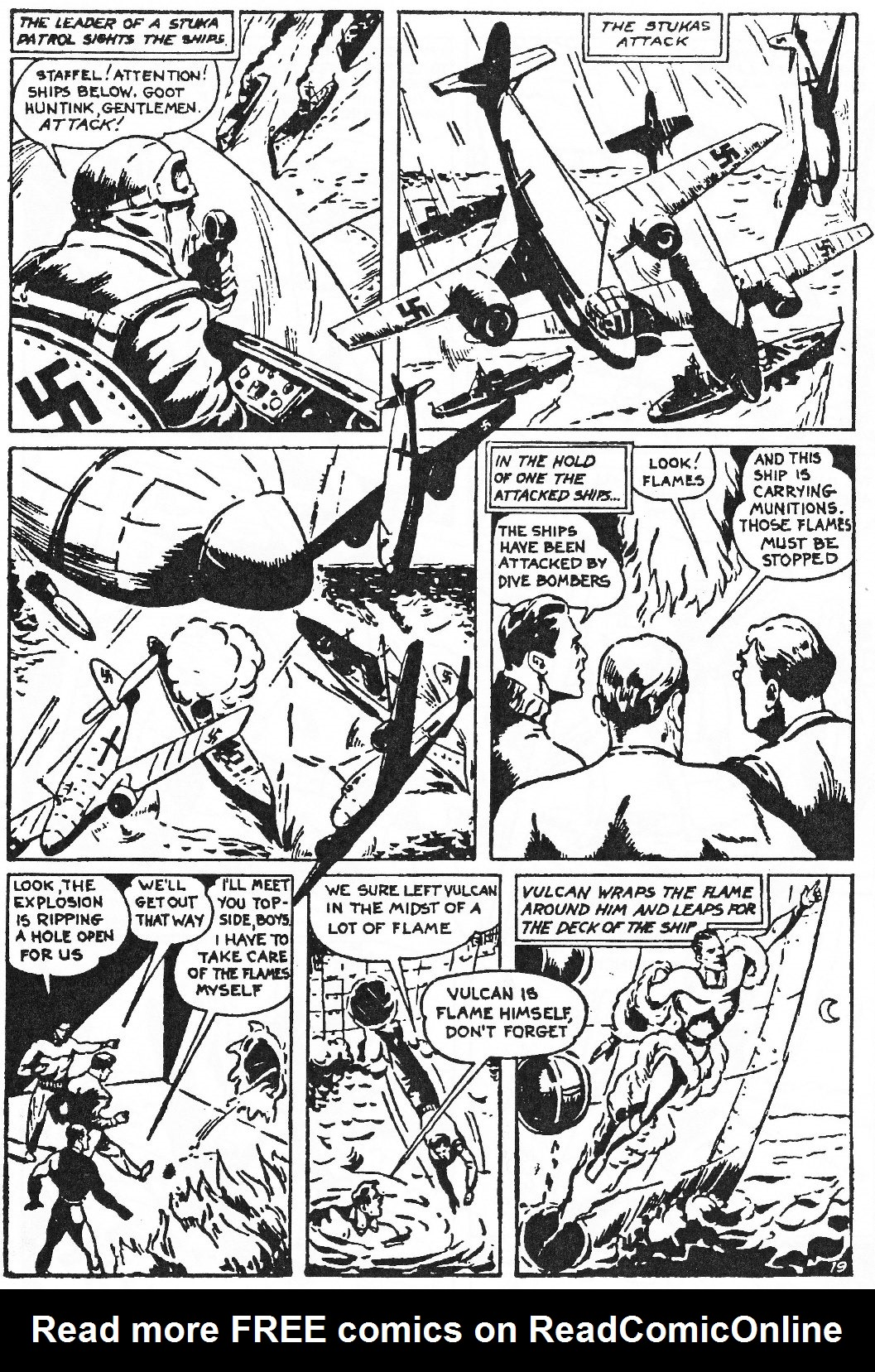 Read online Men of Mystery Comics comic -  Issue #81 - 85