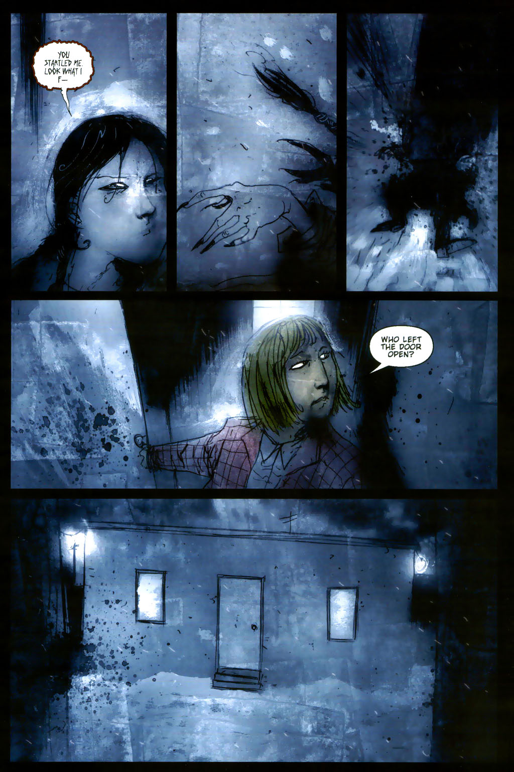 Read online 30 Days of Night: Return to Barrow comic -  Issue #3 - 18