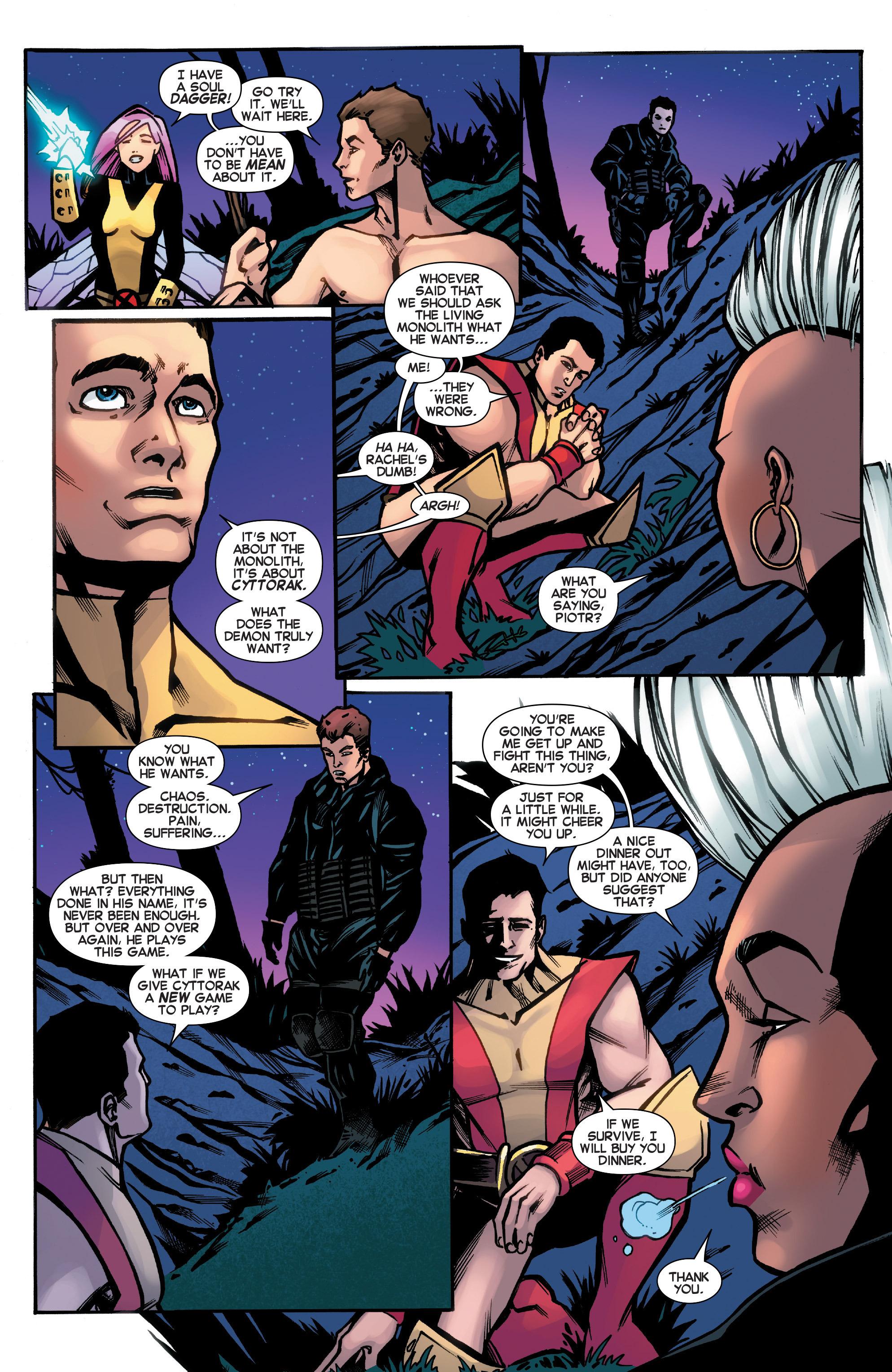 Read online Amazing X-Men (2014) comic -  Issue #18 - 11