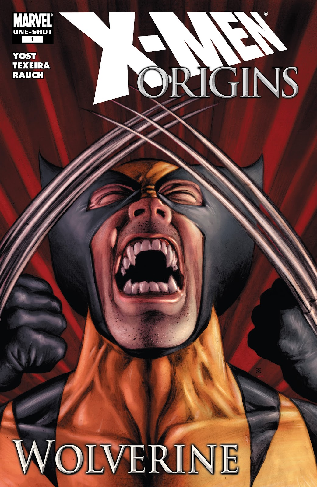 X-Men Origins: Wolverine issue Full - Page 1