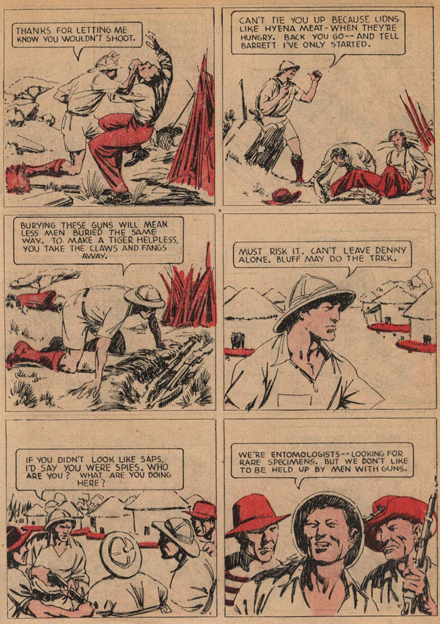 Blue Ribbon Comics (1939) issue 1 - Page 47