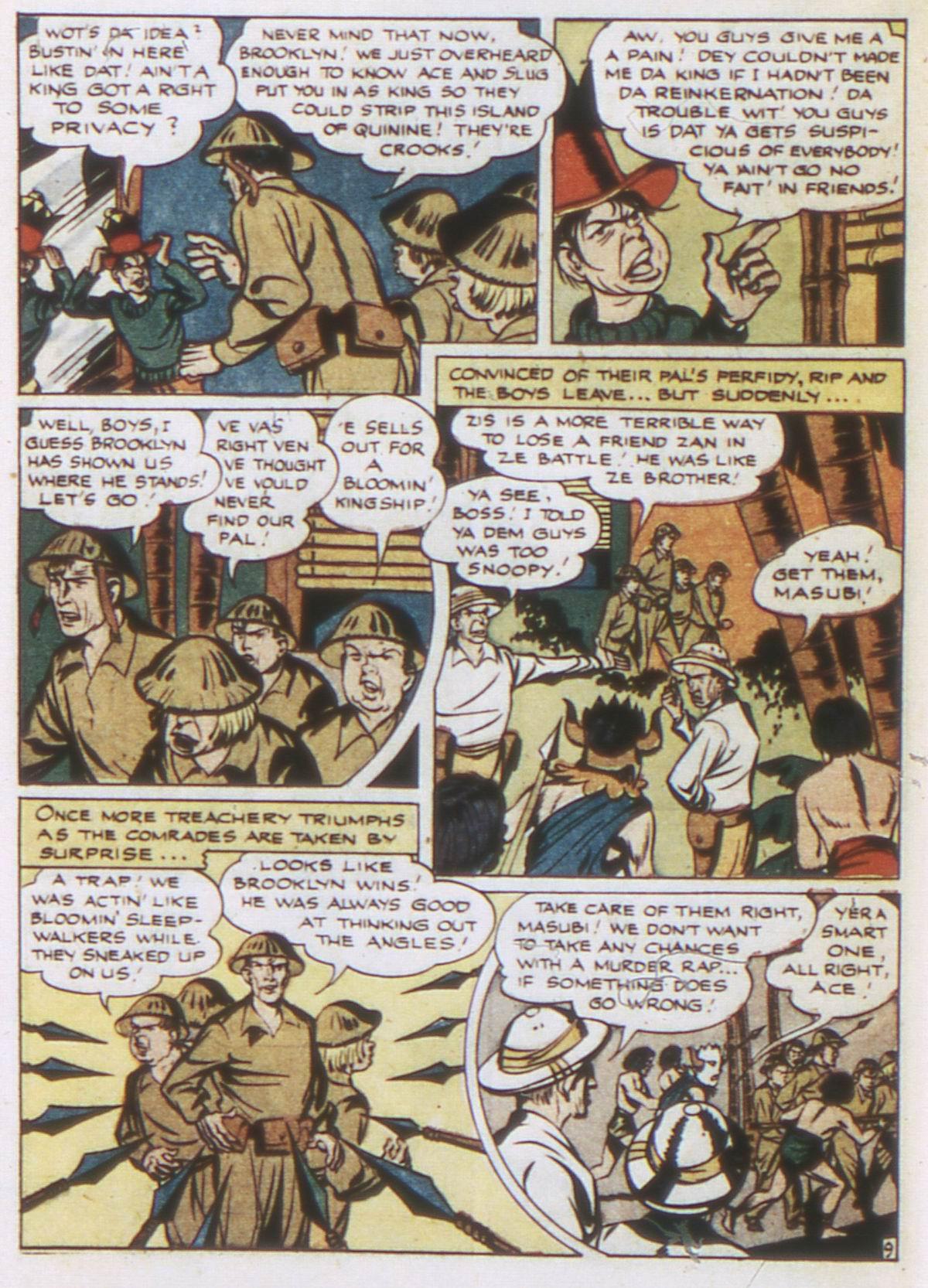 Read online Detective Comics (1937) comic -  Issue #87 - 54