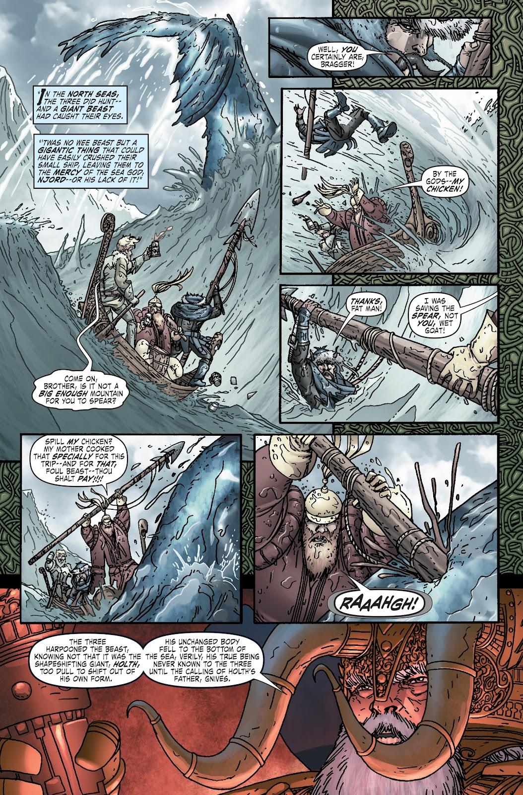 Read online Thor: Ragnaroks comic -  Issue # TPB (Part 1) - 20