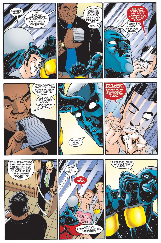 Captain Marvel (1999) Issue #1 #2 - English 15
