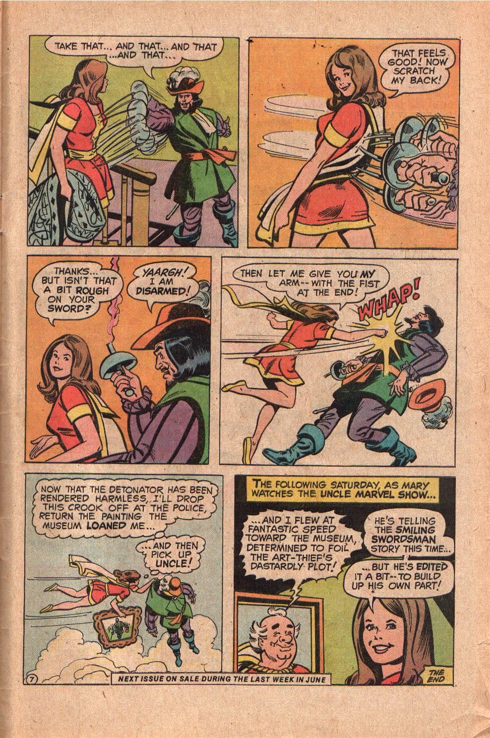 Read online Shazam! (1973) comic -  Issue #19 - 33
