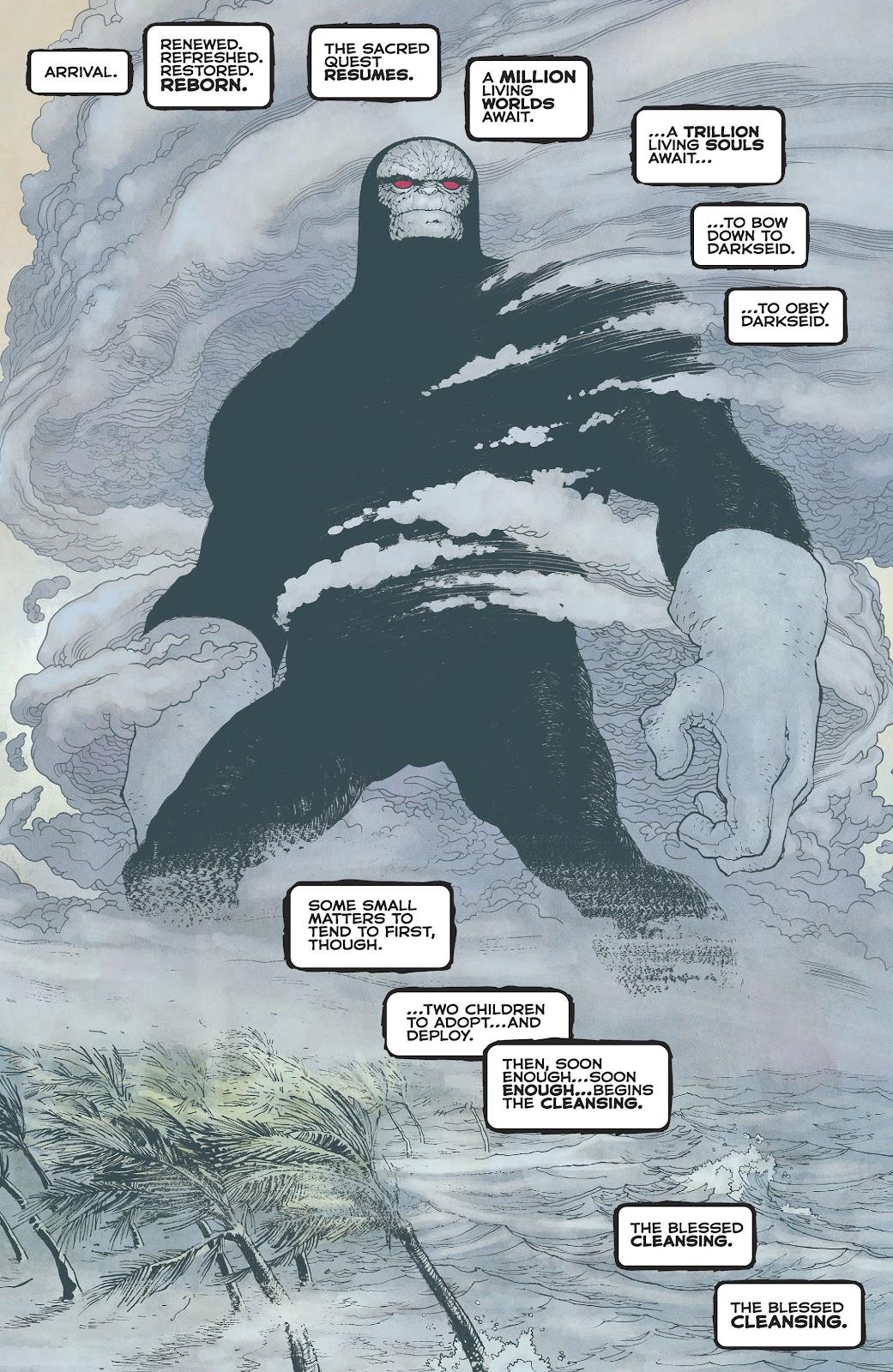 Dark Knight Returns: The Golden Child issue Full - Page 30