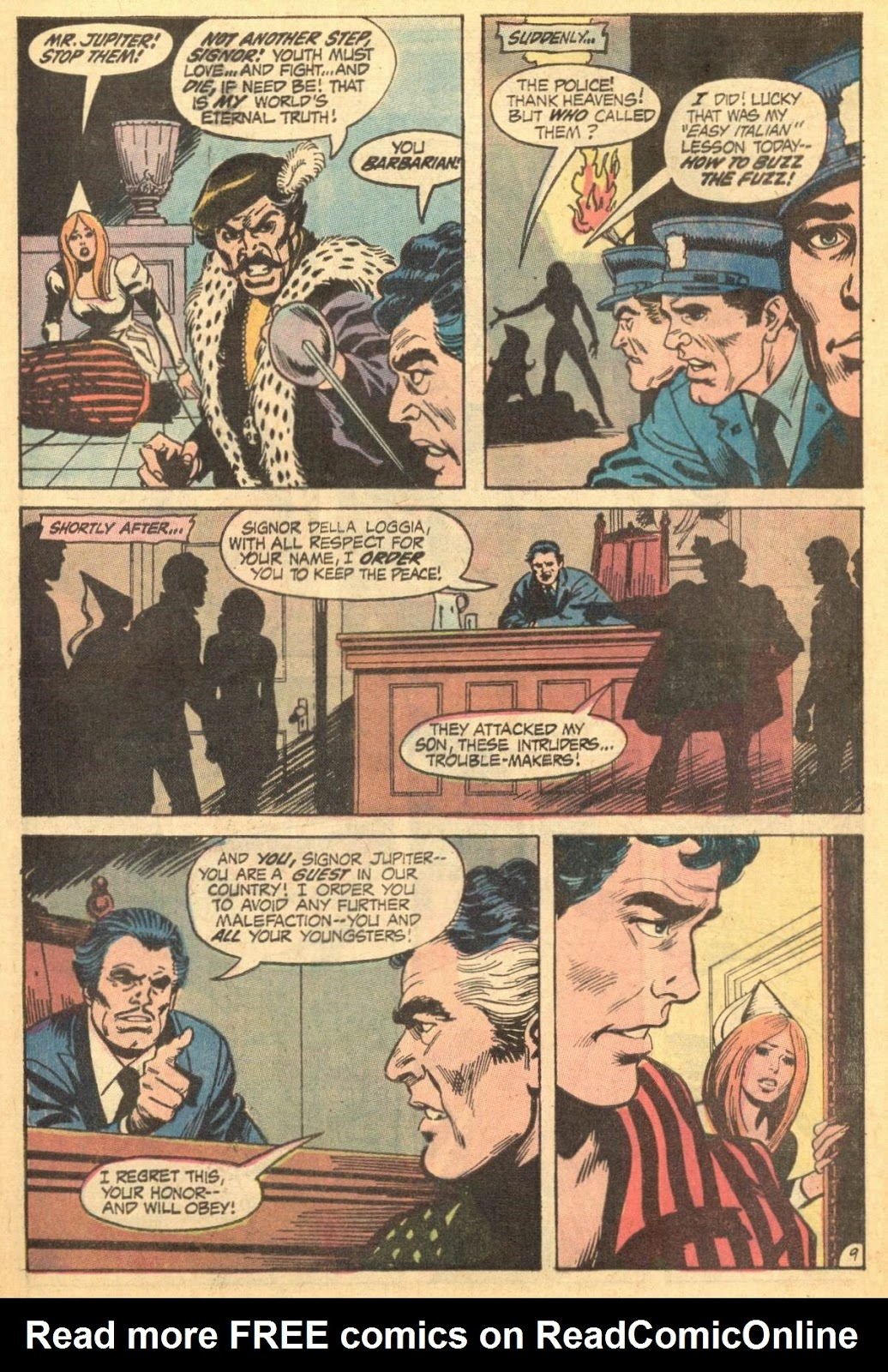 Teen Titans (1966) issue 35 - Page 12