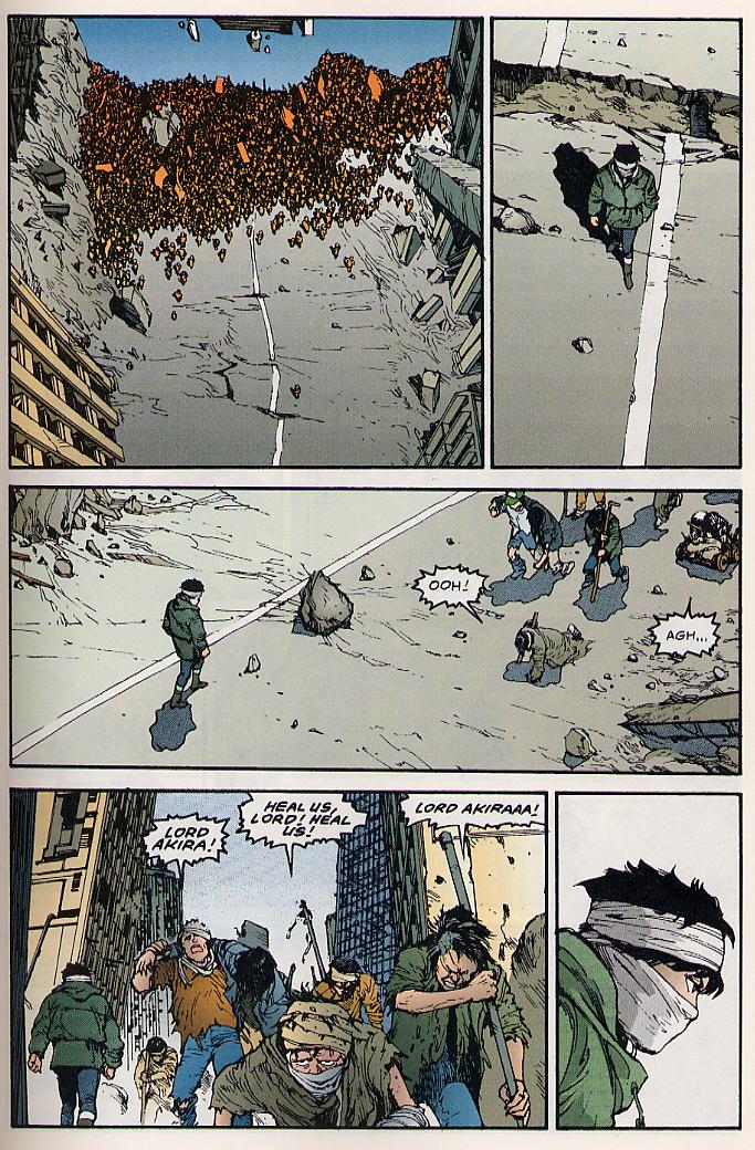 Read online Akira comic -  Issue #17 - 26