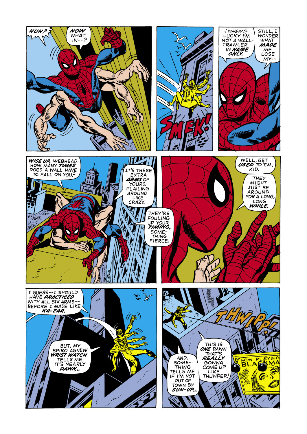 The Amazing Spider-Man (1963) 101 Page 8