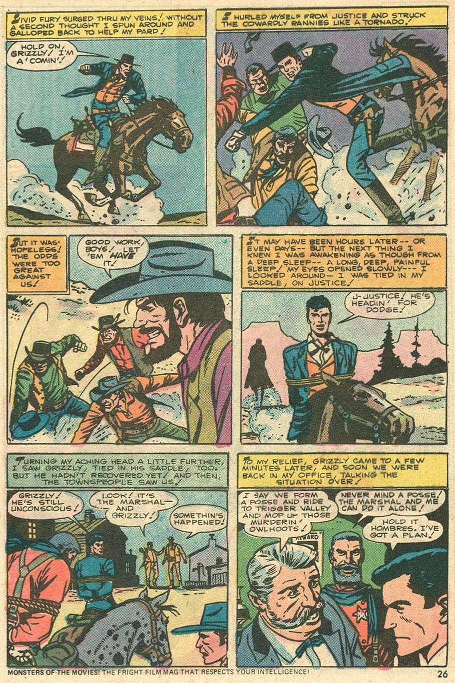 Kid Colt Outlaw issue 186 - Page 29