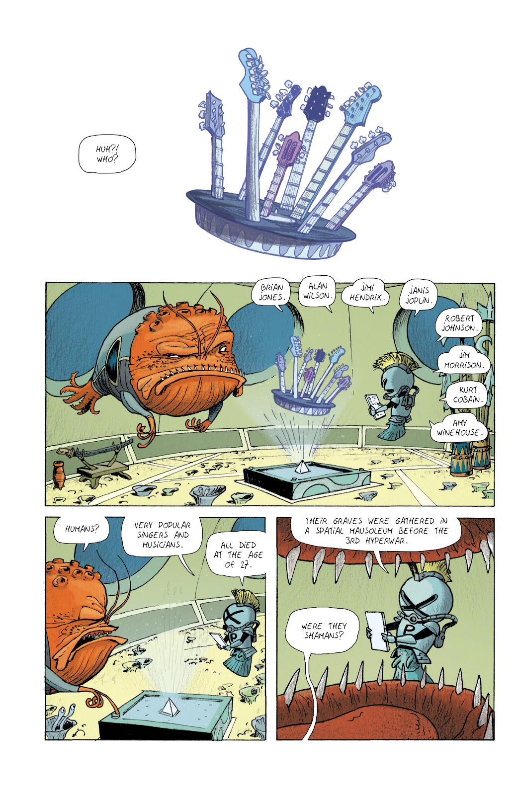 Read online Infinity 8 comic -  Issue #11 - 7