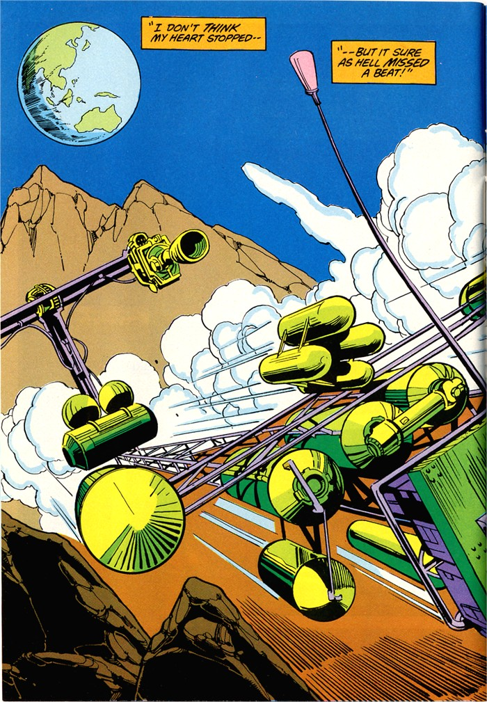 Read online Atari Force (1982) comic -  Issue #1 - 32