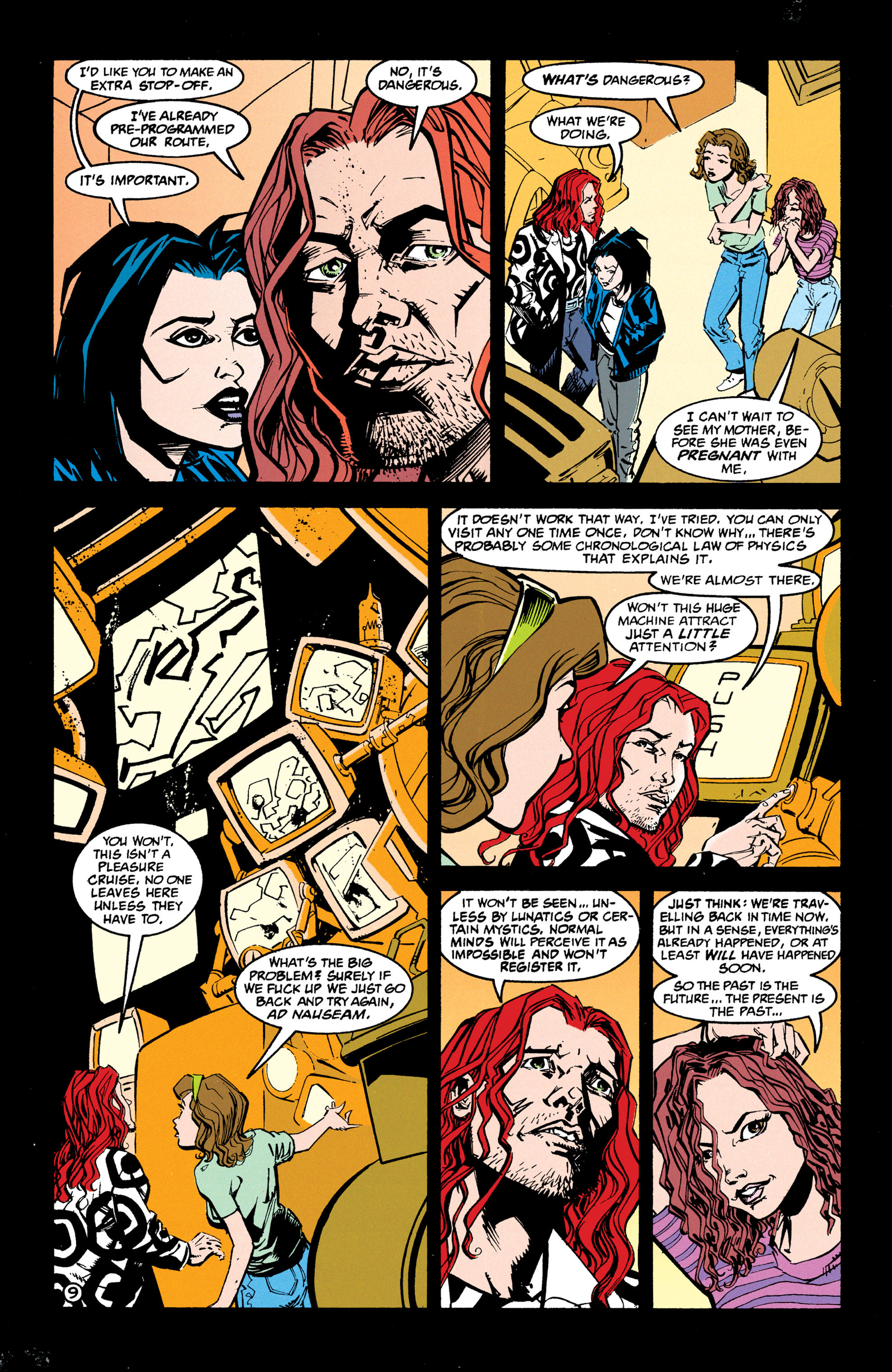 Read online Shade, the Changing Man comic -  Issue #68 - 10