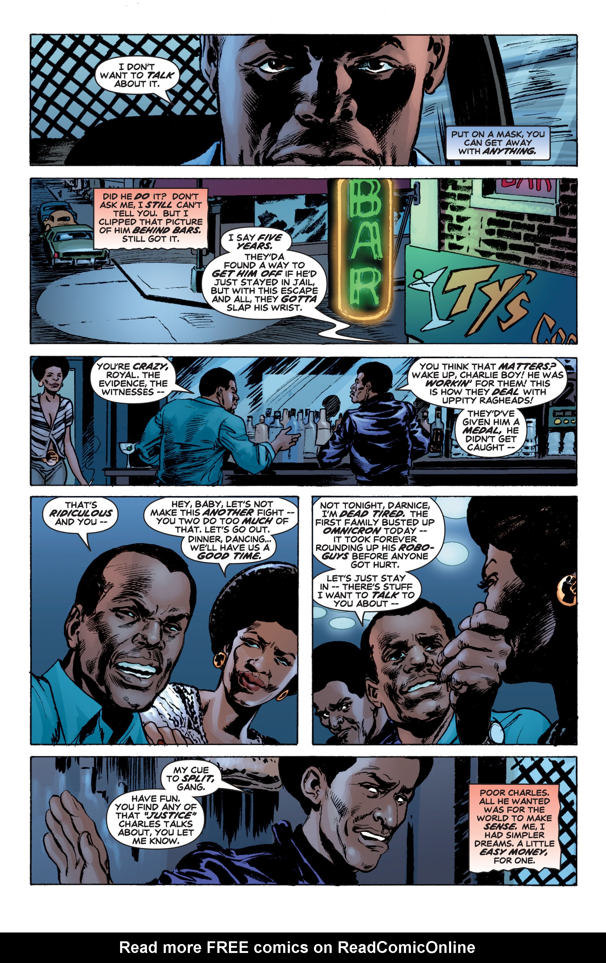 Read online Astro City: Dark Age/Book One comic -  Issue #2 - 6