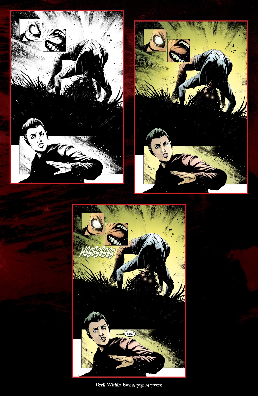 Read online Devil Within comic -  Issue #3 - 25