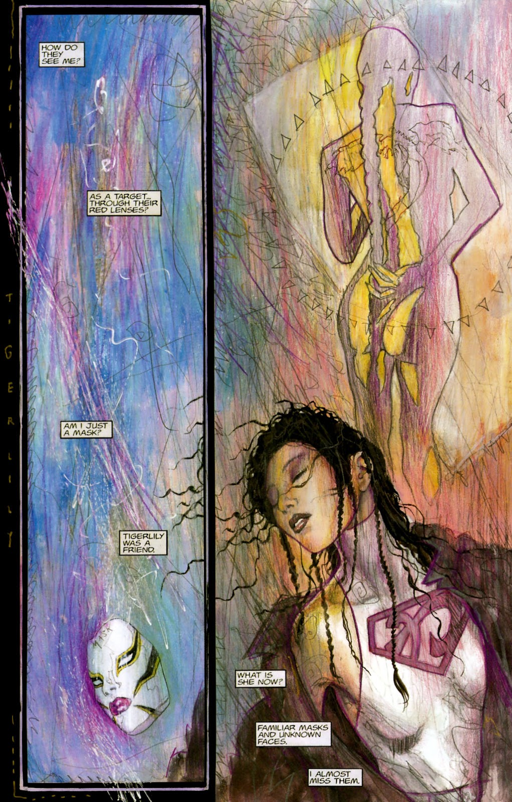 Read online Kabuki: Reflections comic -  Issue #1 - 9