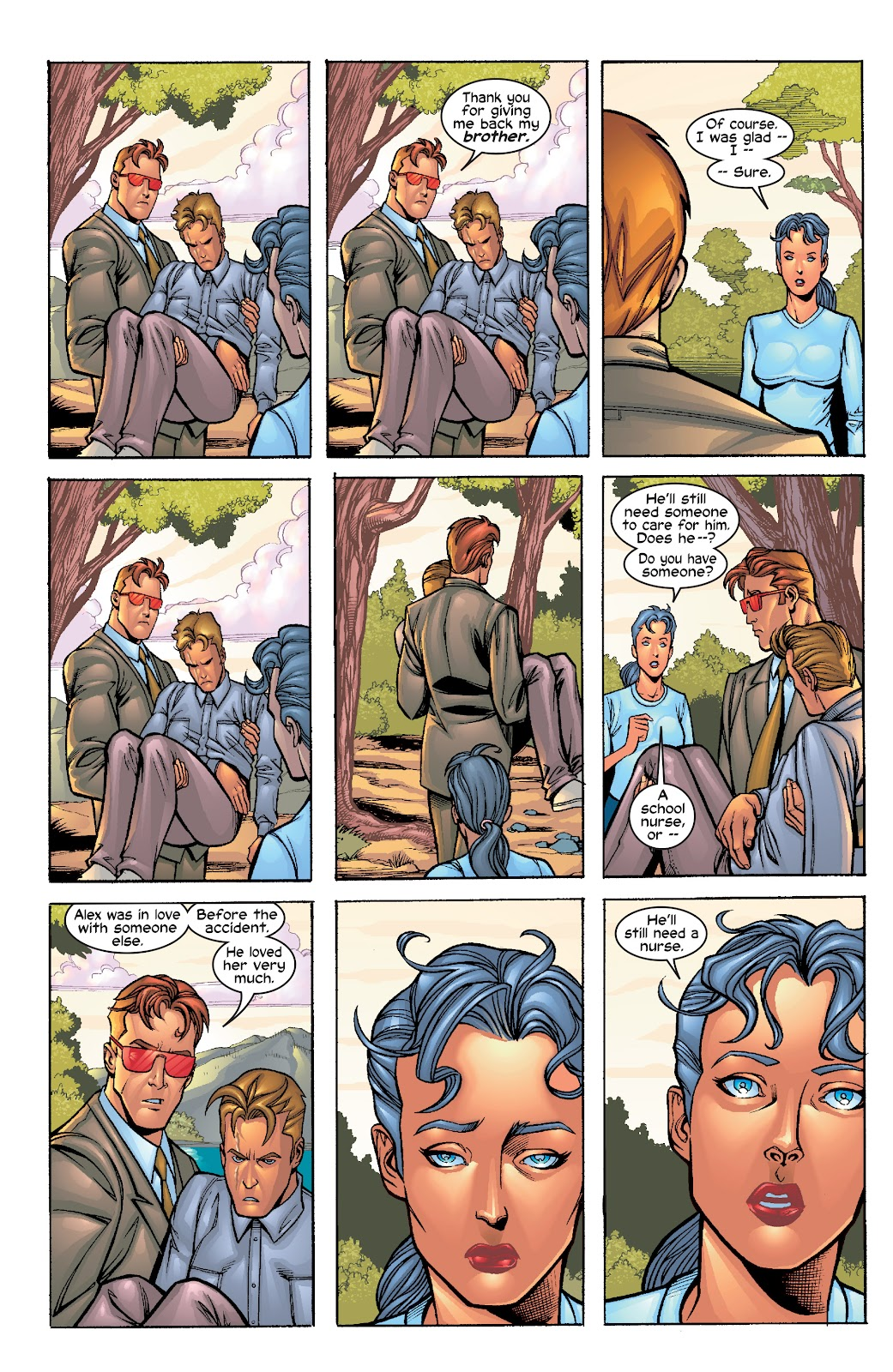 Read online X-Men: Unstoppable comic -  Issue # TPB (Part 1) - 58