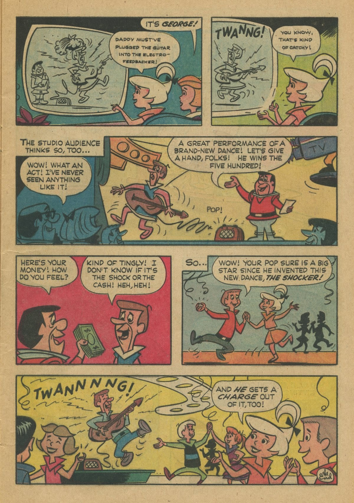 The Jetsons (1963) issue 29 - Page 9