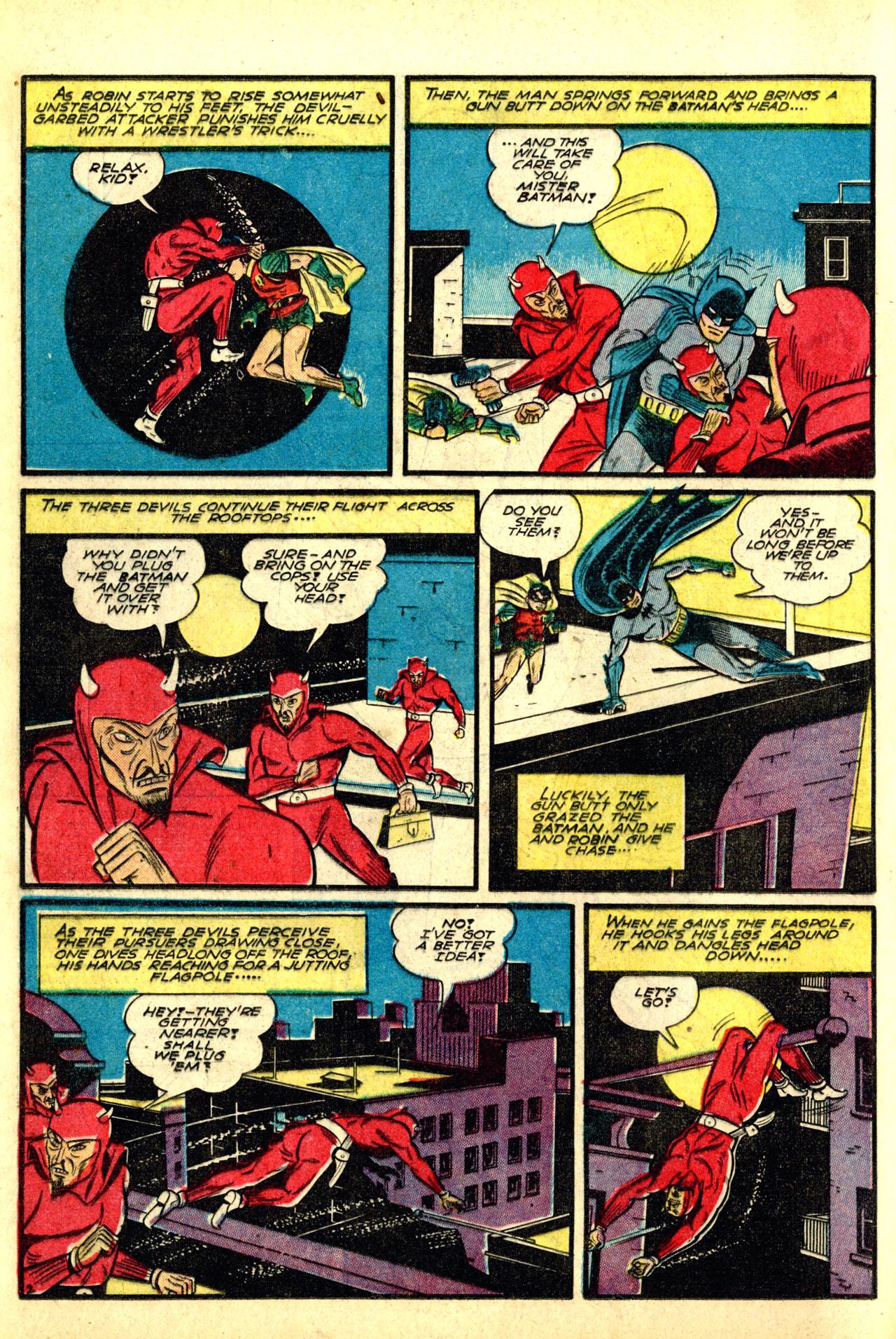 Read online Detective Comics (1937) comic -  Issue #50 - 4
