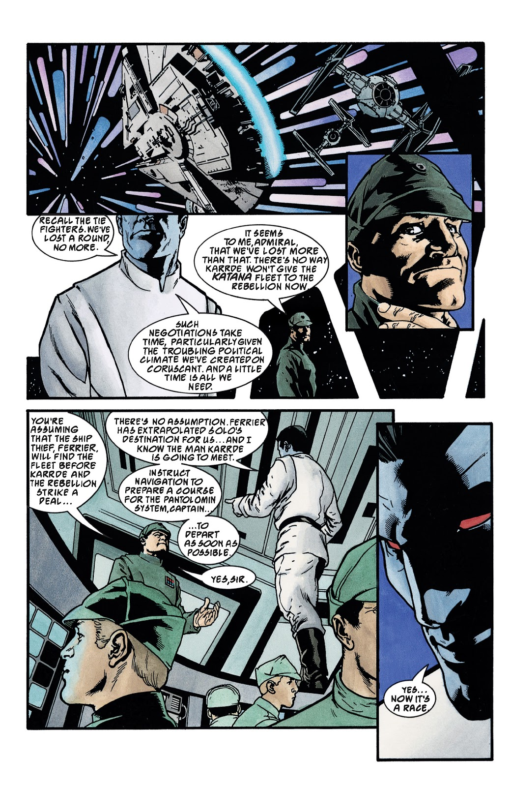 Read online Star Wars Legends: The New Republic - Epic Collection comic -  Issue # TPB 4 (Part 3) - 64