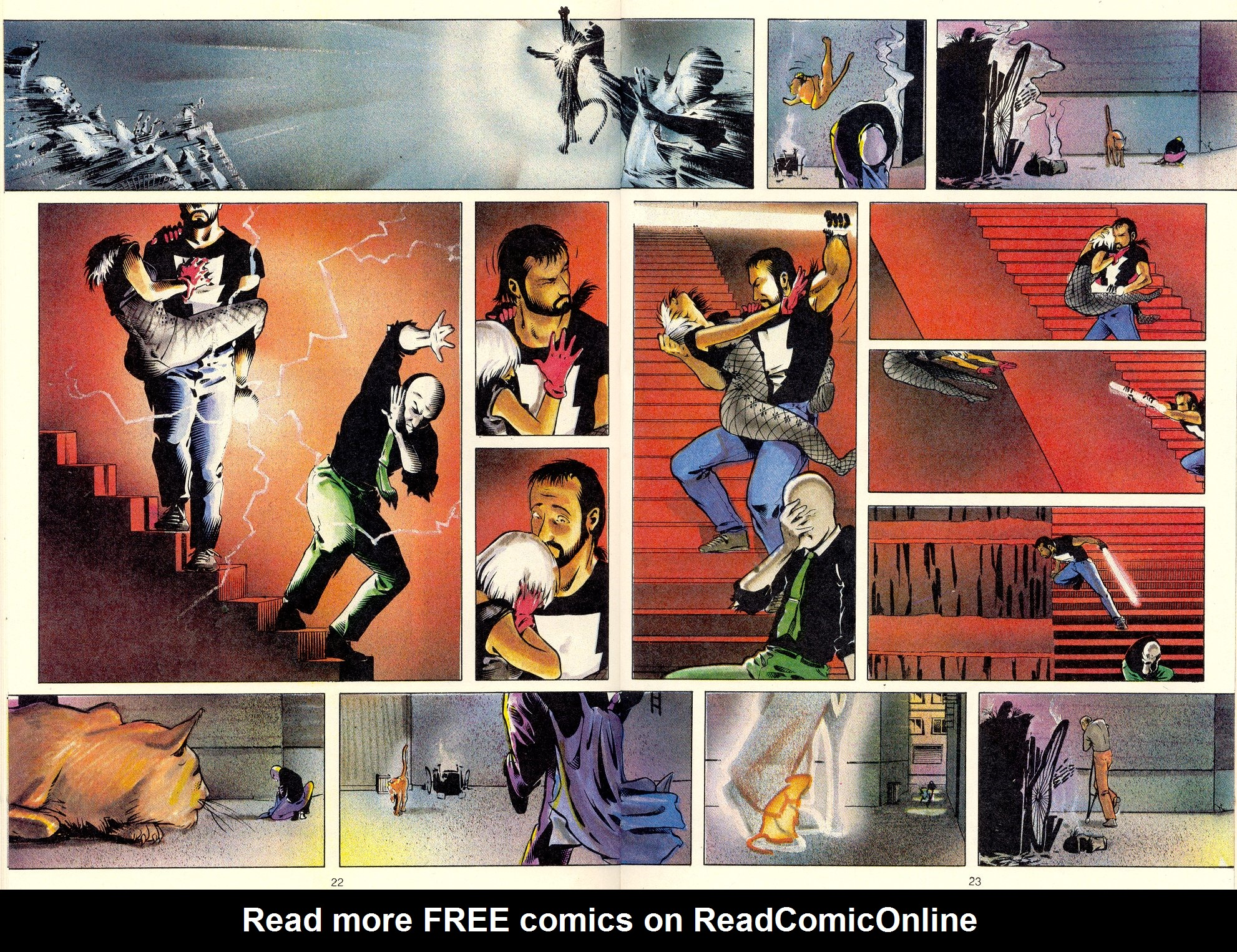 Read online Mage: The Hero Discovered comic -  Issue #15 - 23