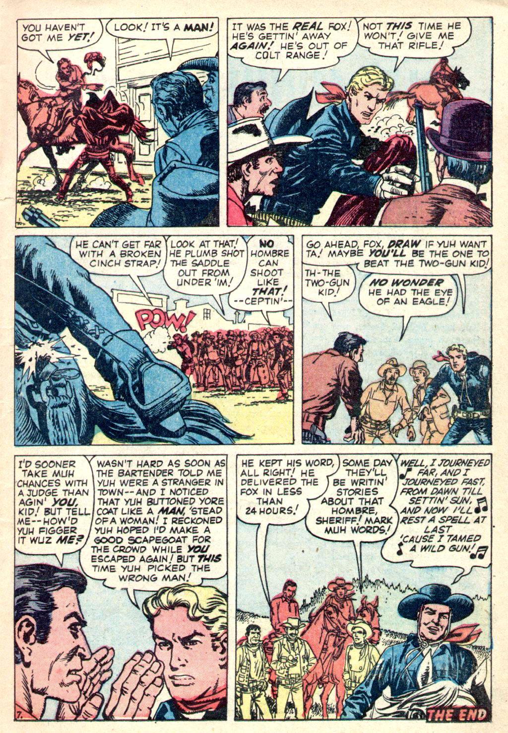 Read online Two-Gun Kid comic -  Issue #49 - 17