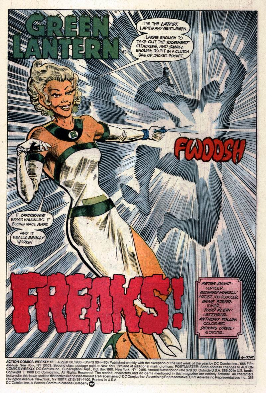 Action Comics (1938) 615 Page 1