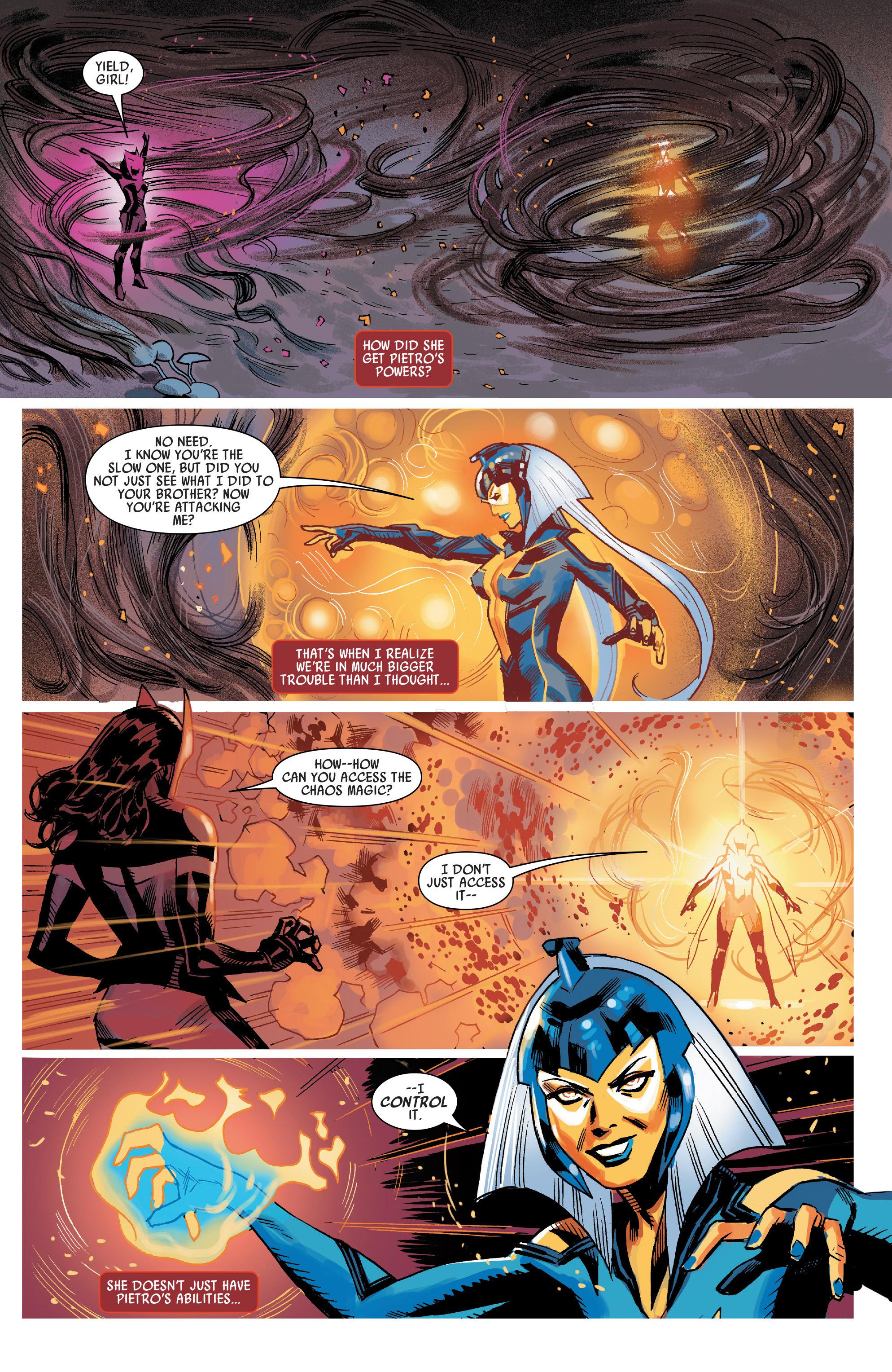 Read online Uncanny Avengers [I] comic -  Issue #3 - 19
