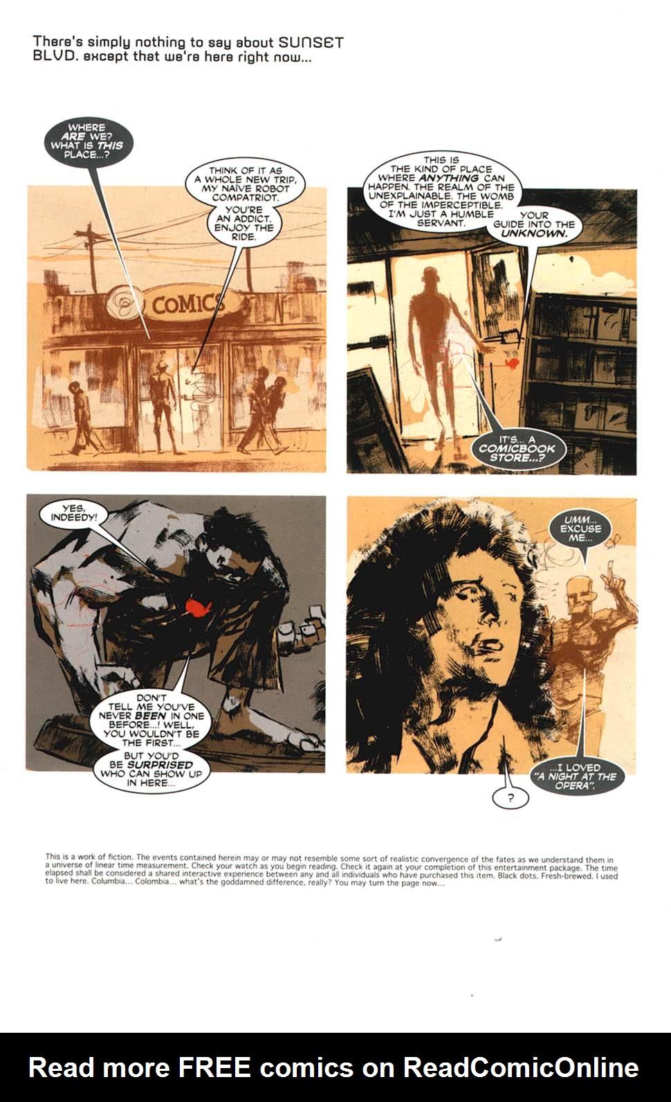 Read online Automatic Kafka comic -  Issue #9 - 2