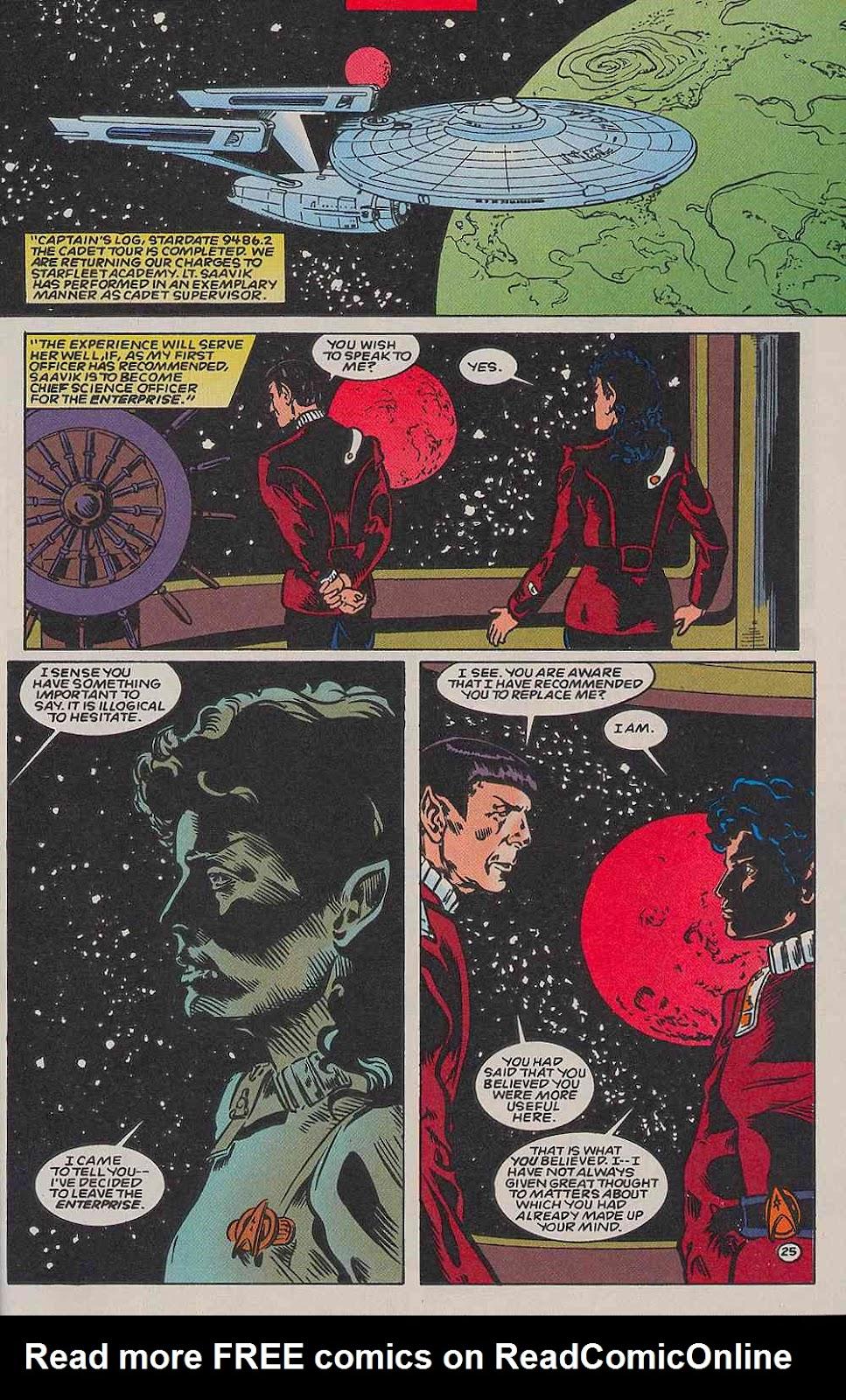 Read online Star Trek (1989) comic -  Issue # _Special 2 - 59