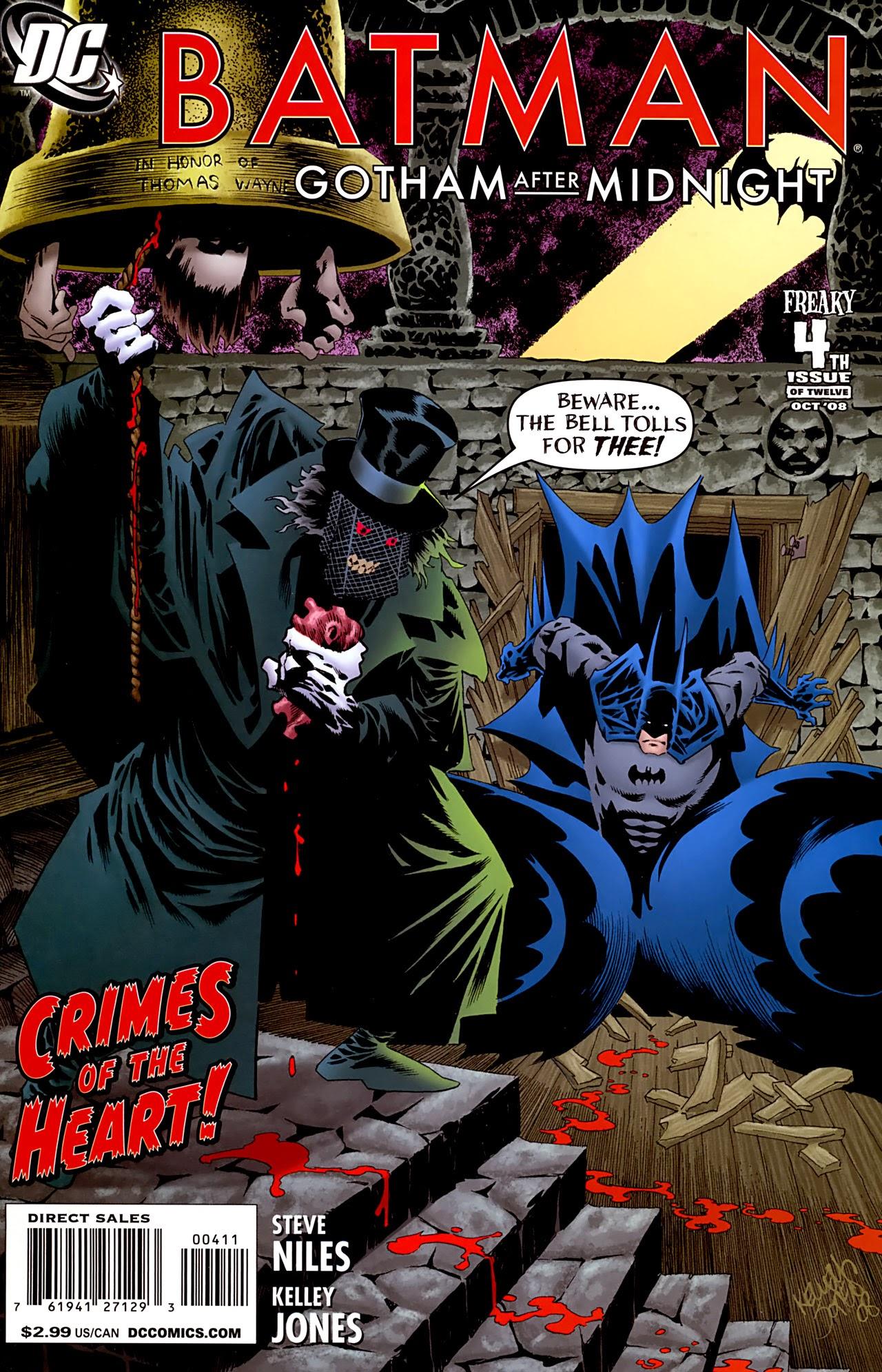 Batman: Gotham After Midnight 4 Page 1