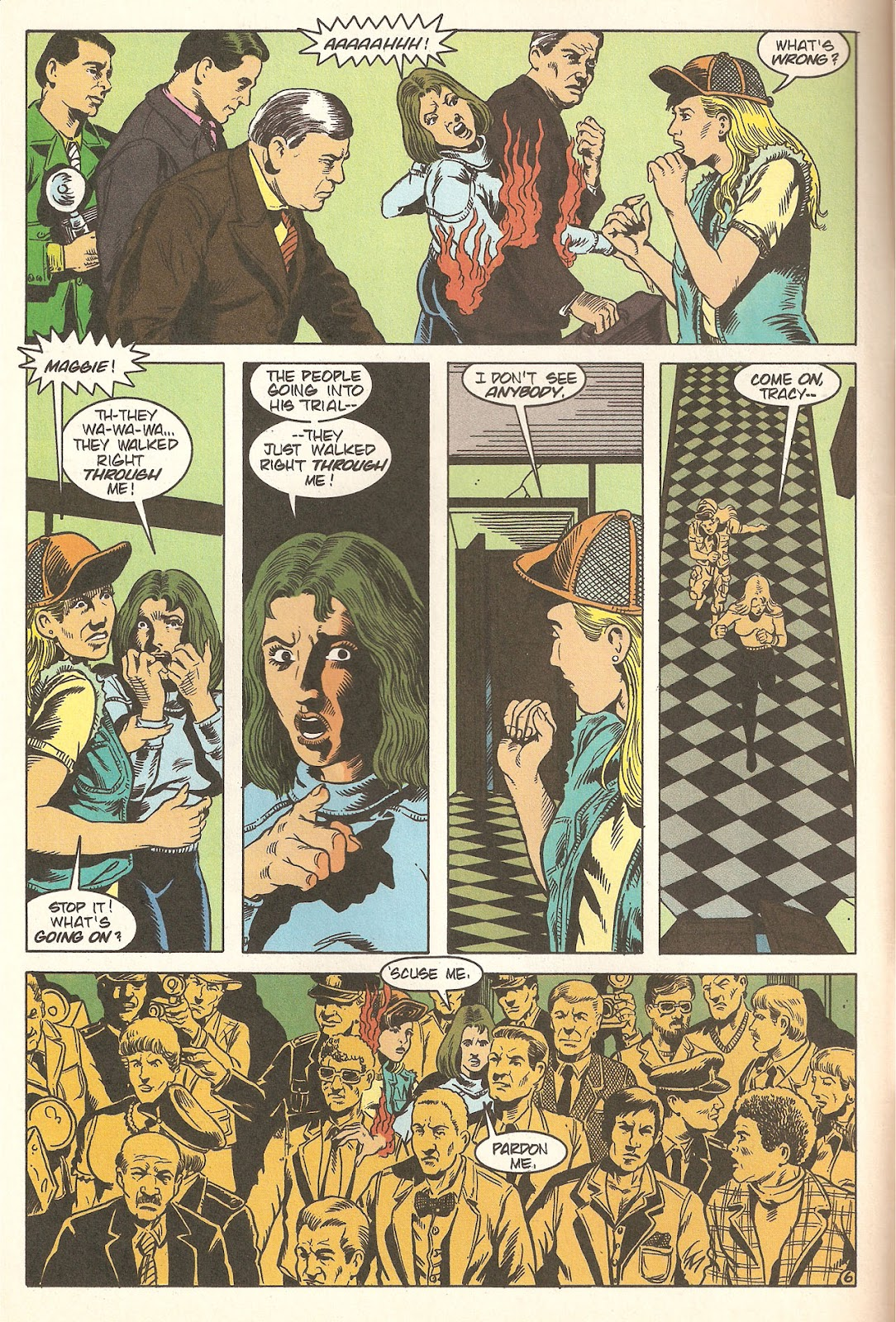 Read online A Nightmare on Elm Street: The Beginning comic -  Issue #2 - 8