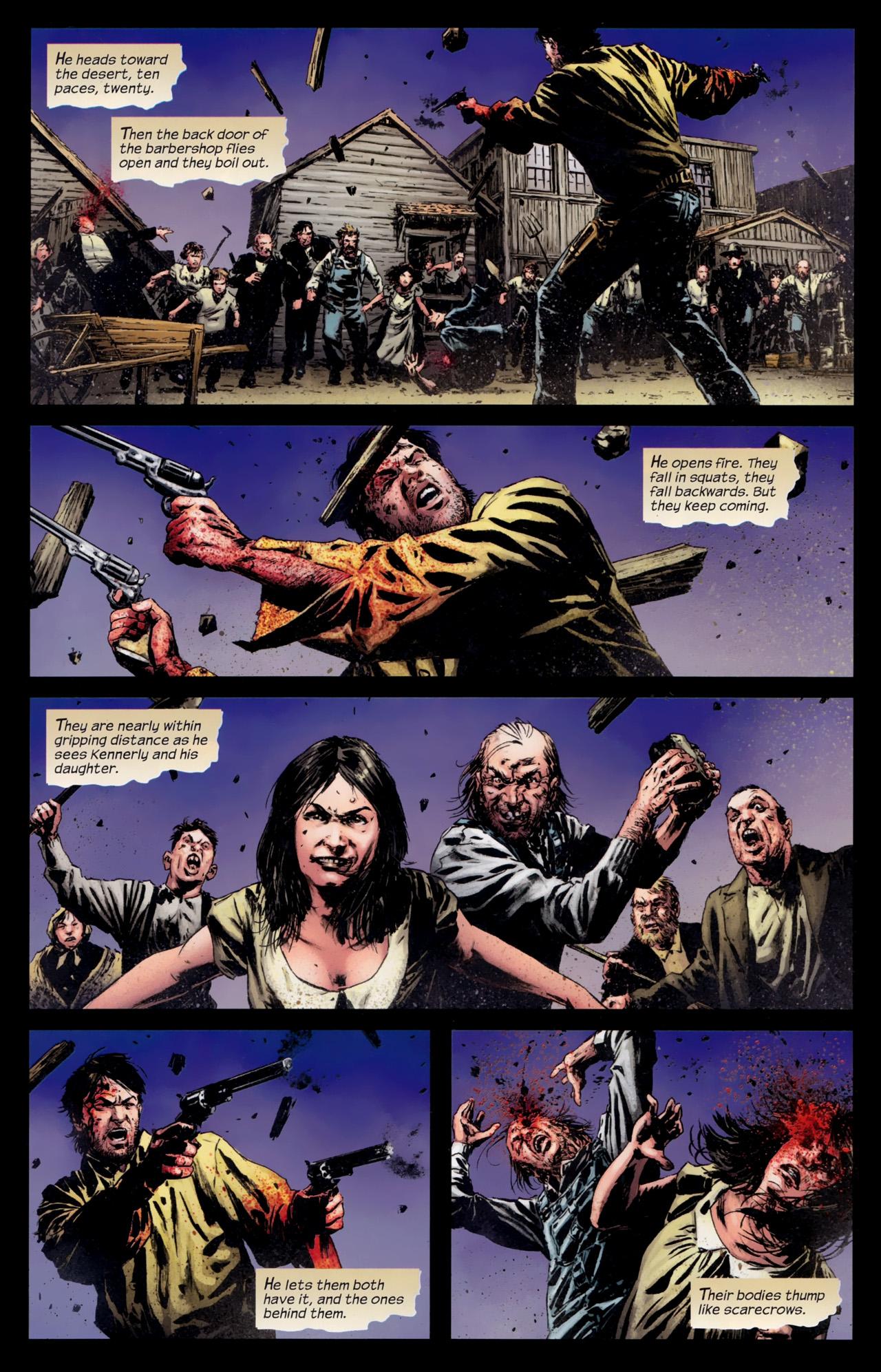 Read online Dark Tower: The Gunslinger - The Battle of Tull comic -  Issue #5 - 12