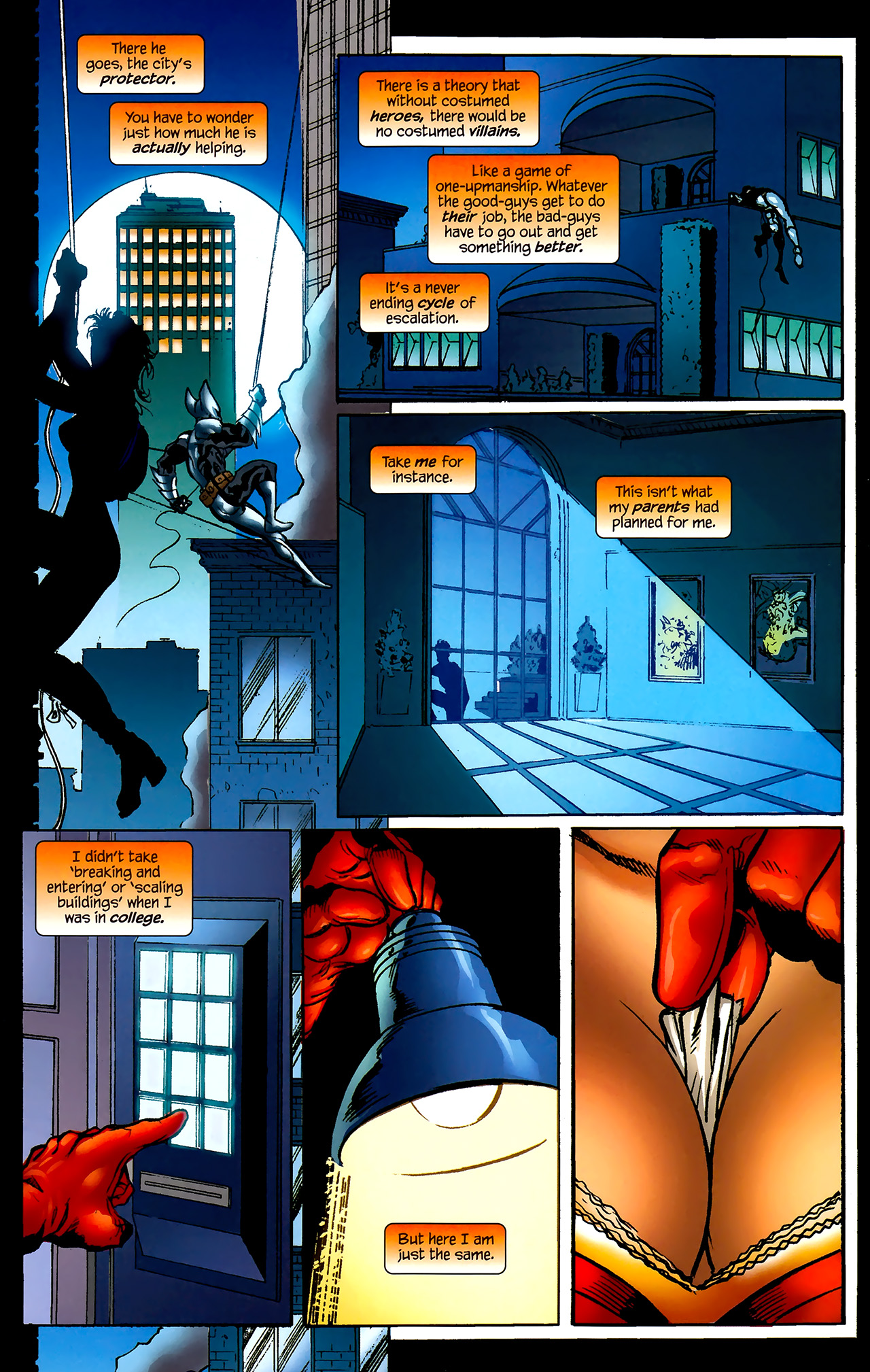 Read online ShadowHawk (2010) comic -  Issue #2 - 23