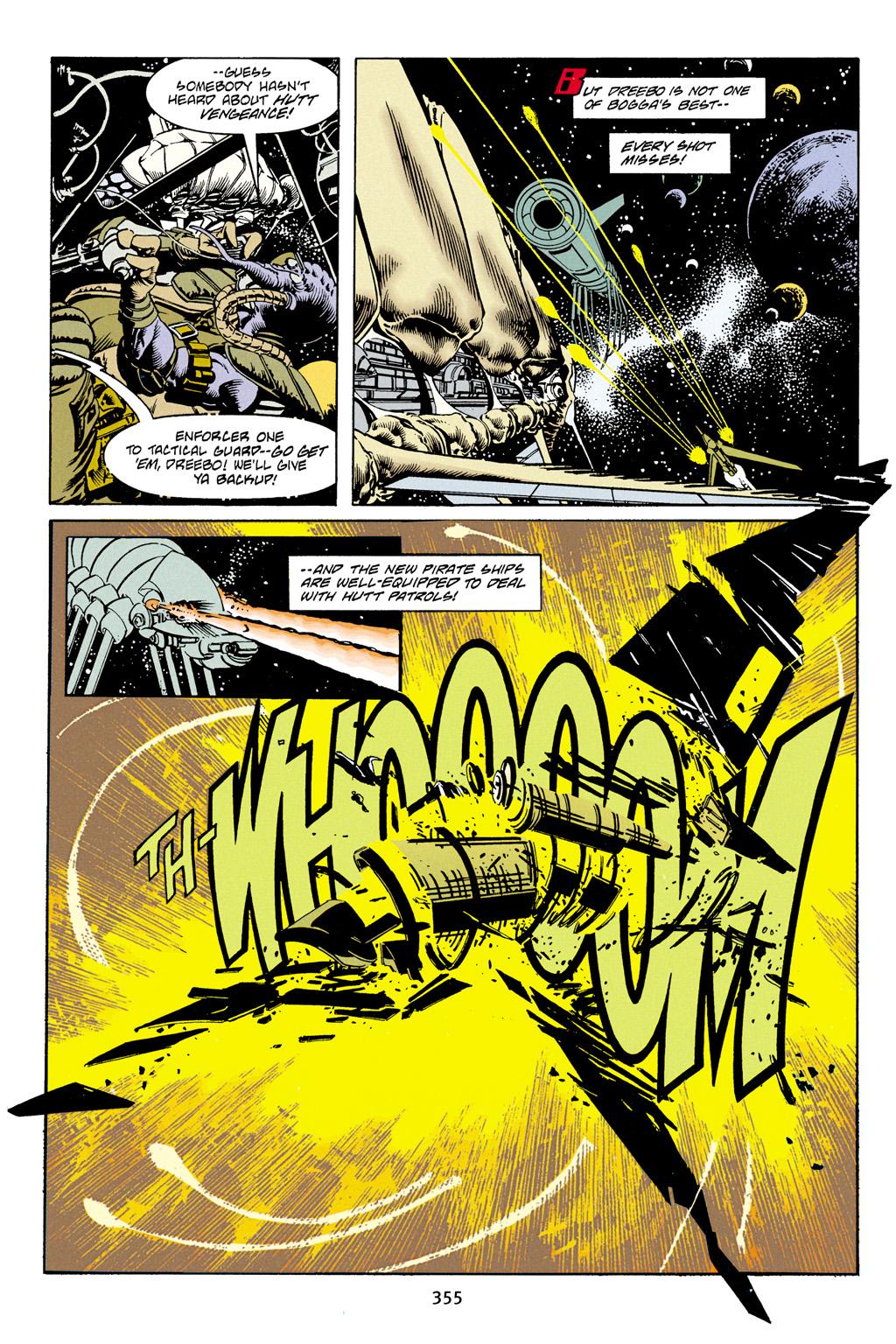 Read online Star Wars Omnibus comic -  Issue # Vol. 4 - 343