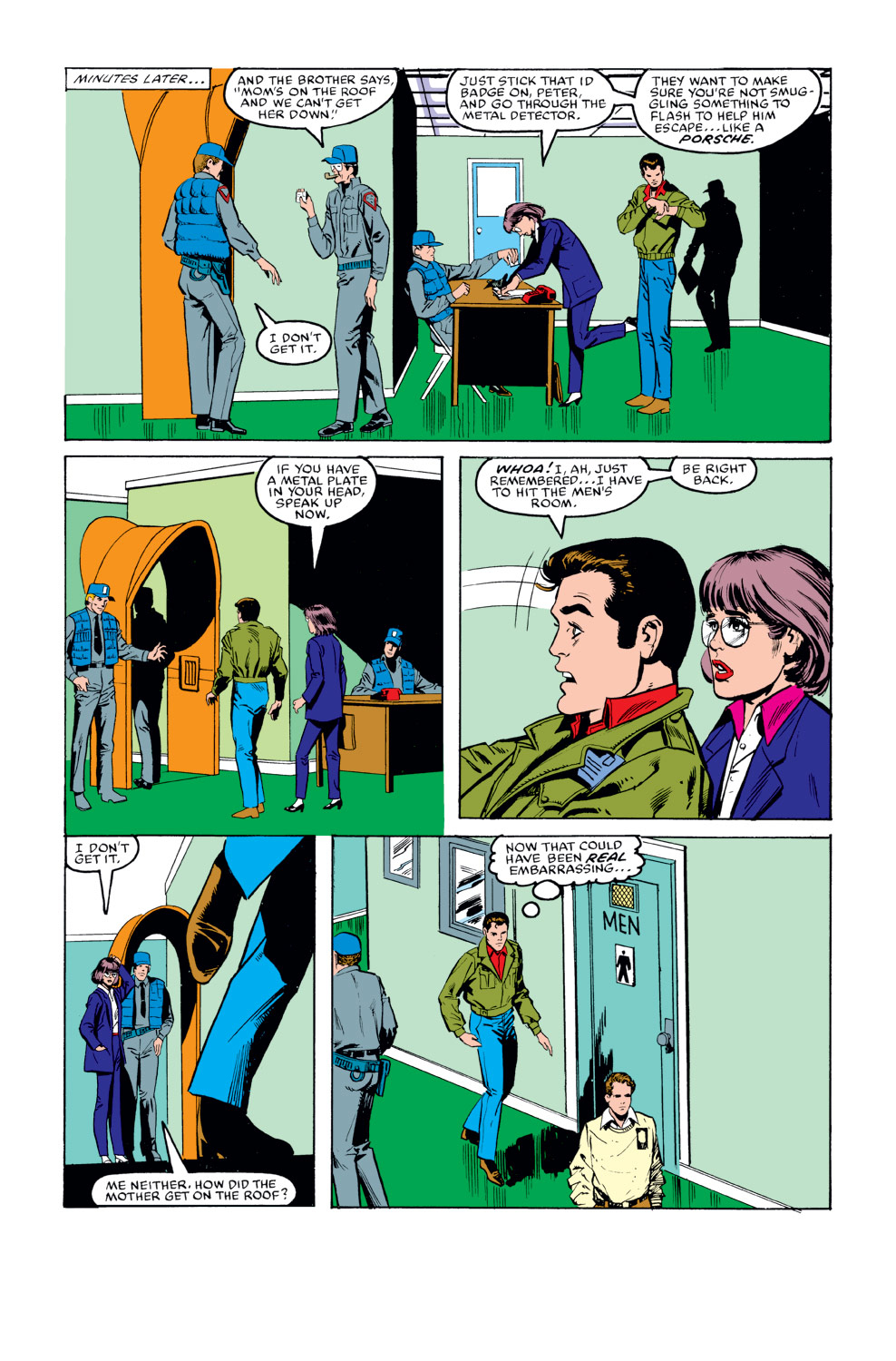 The Amazing Spider-Man (1963) 278 Page 8