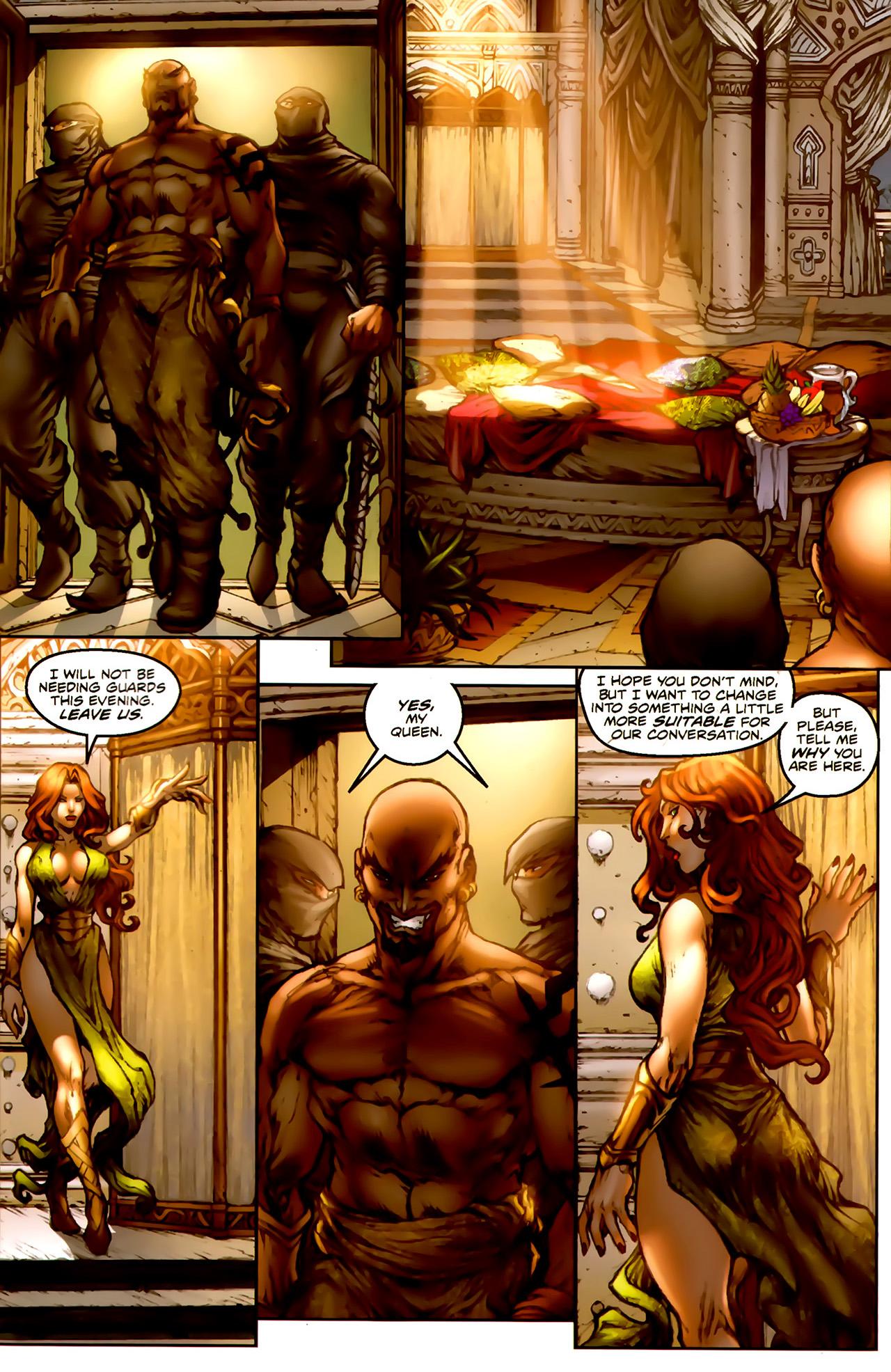 Read online 1001 Arabian Nights: The Adventures of Sinbad comic -  Issue #1 - 24